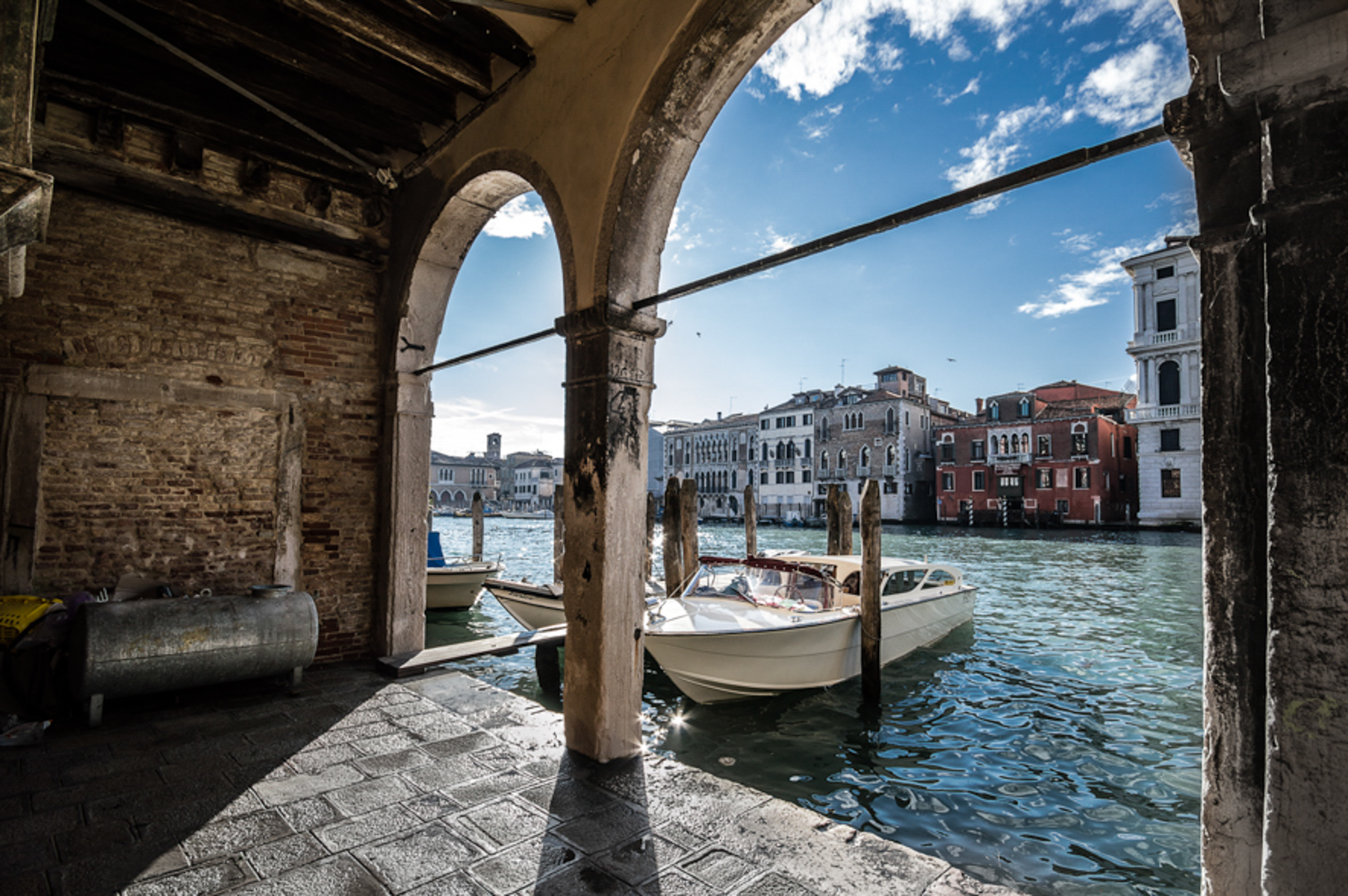 Venice the best...