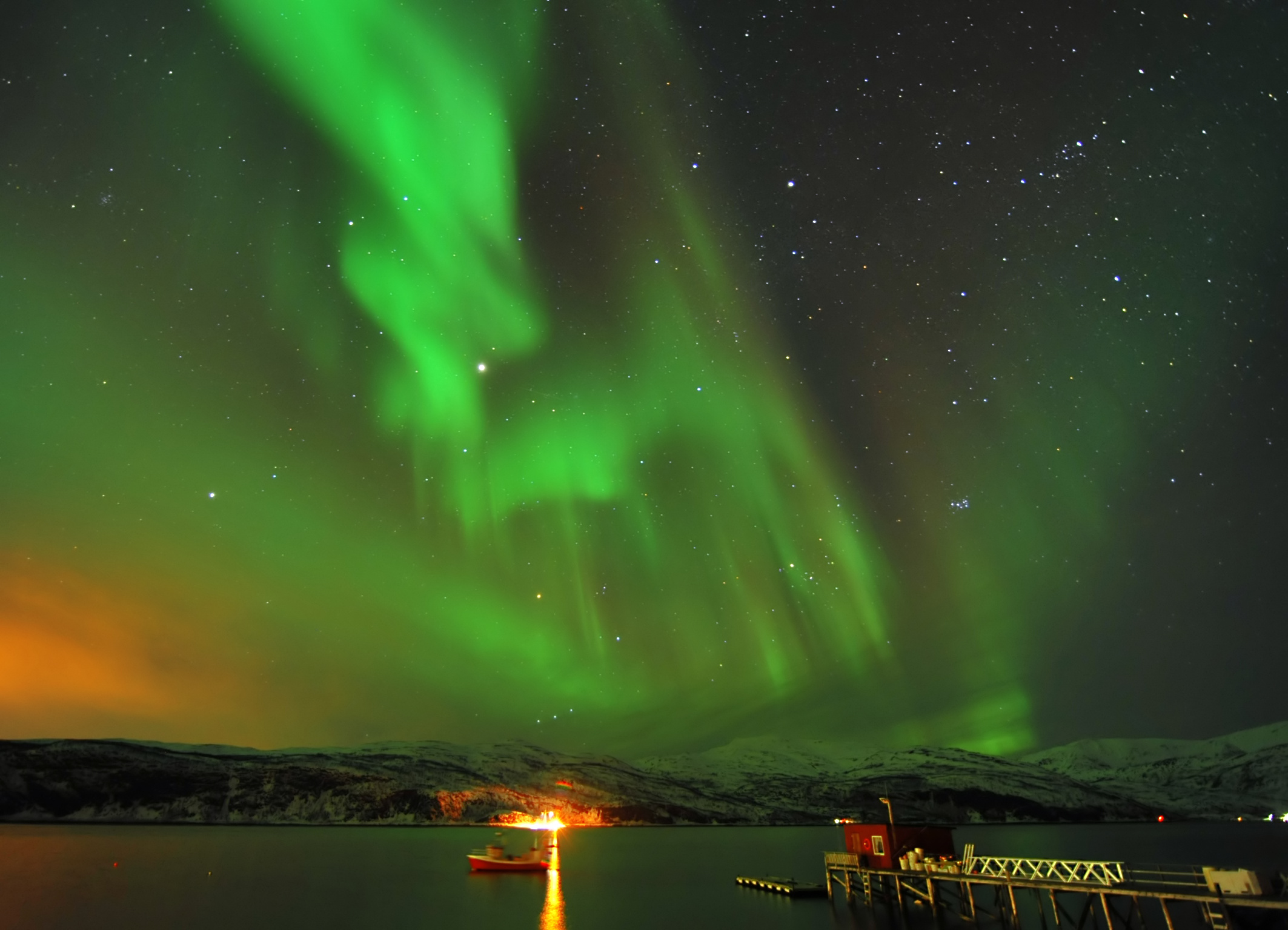 Aurora Tromso!!...