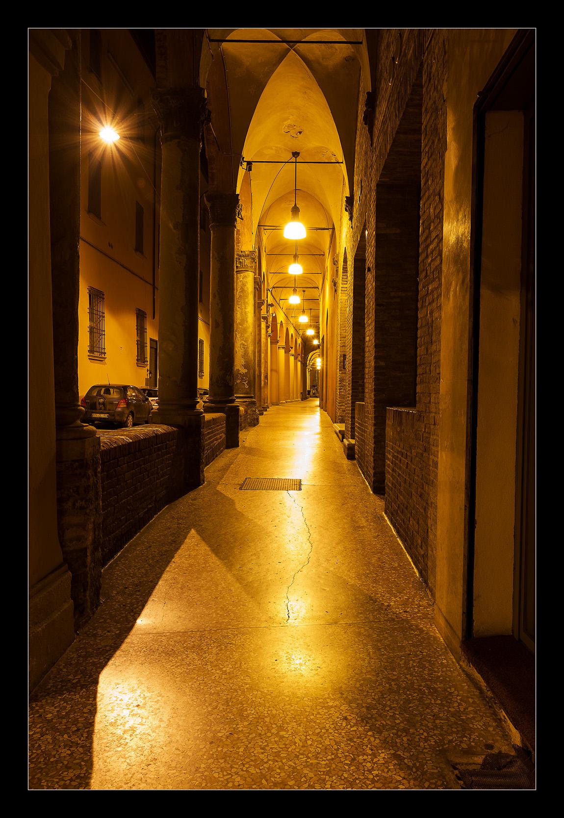 Bologna II...