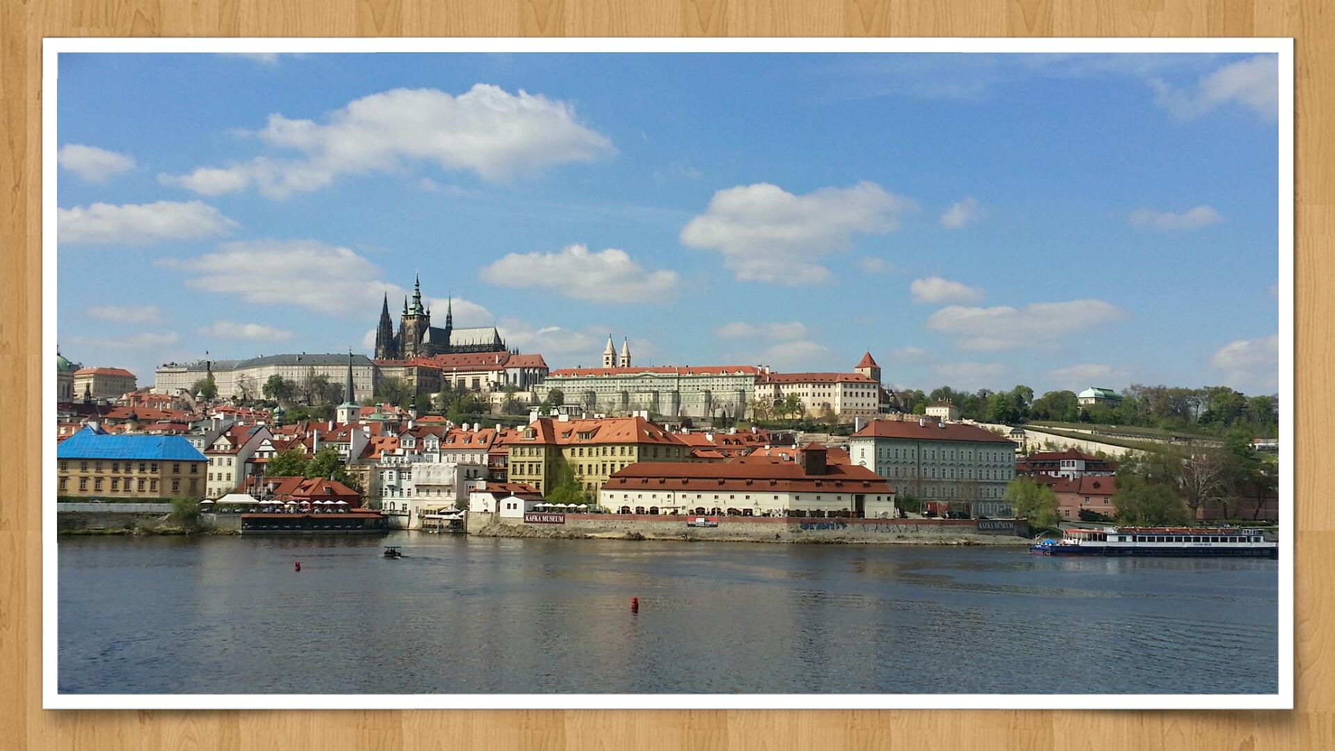 Cartolina da Praga...