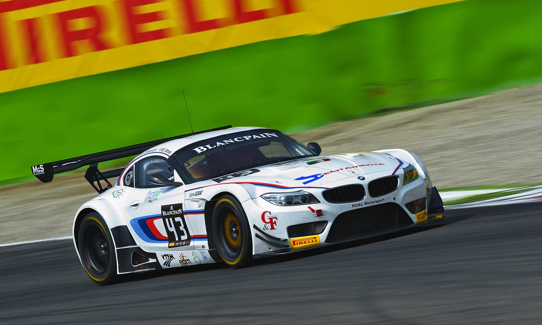 Blancpain Endurance Series BMW Z4...