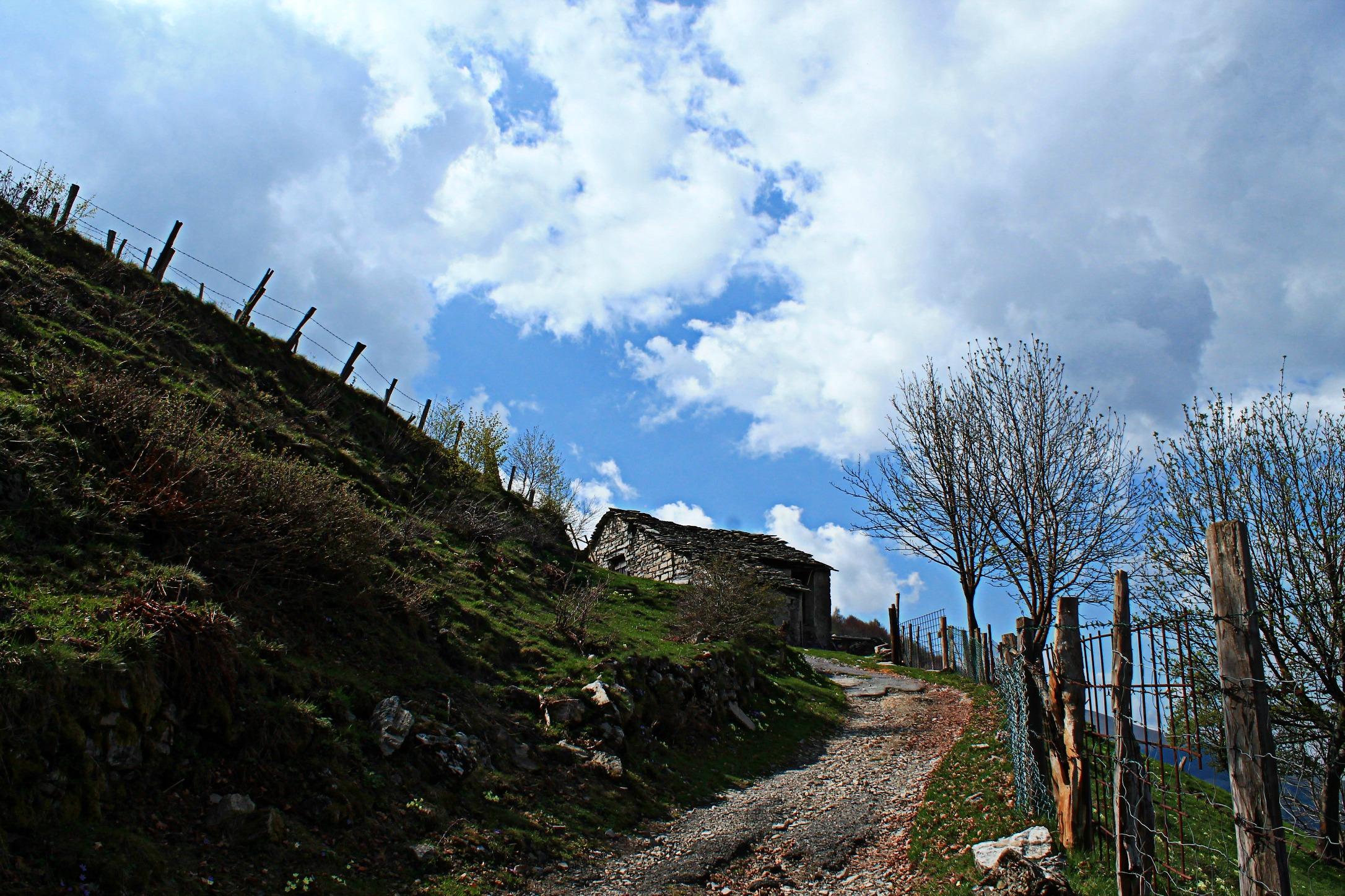 Uphill!...