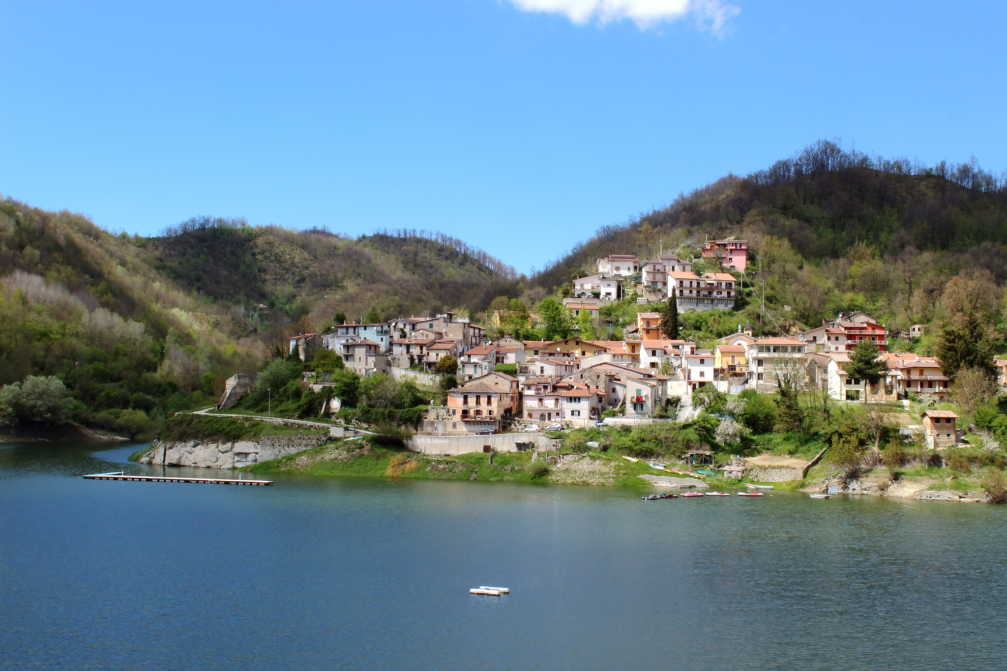 Valle del Salto...