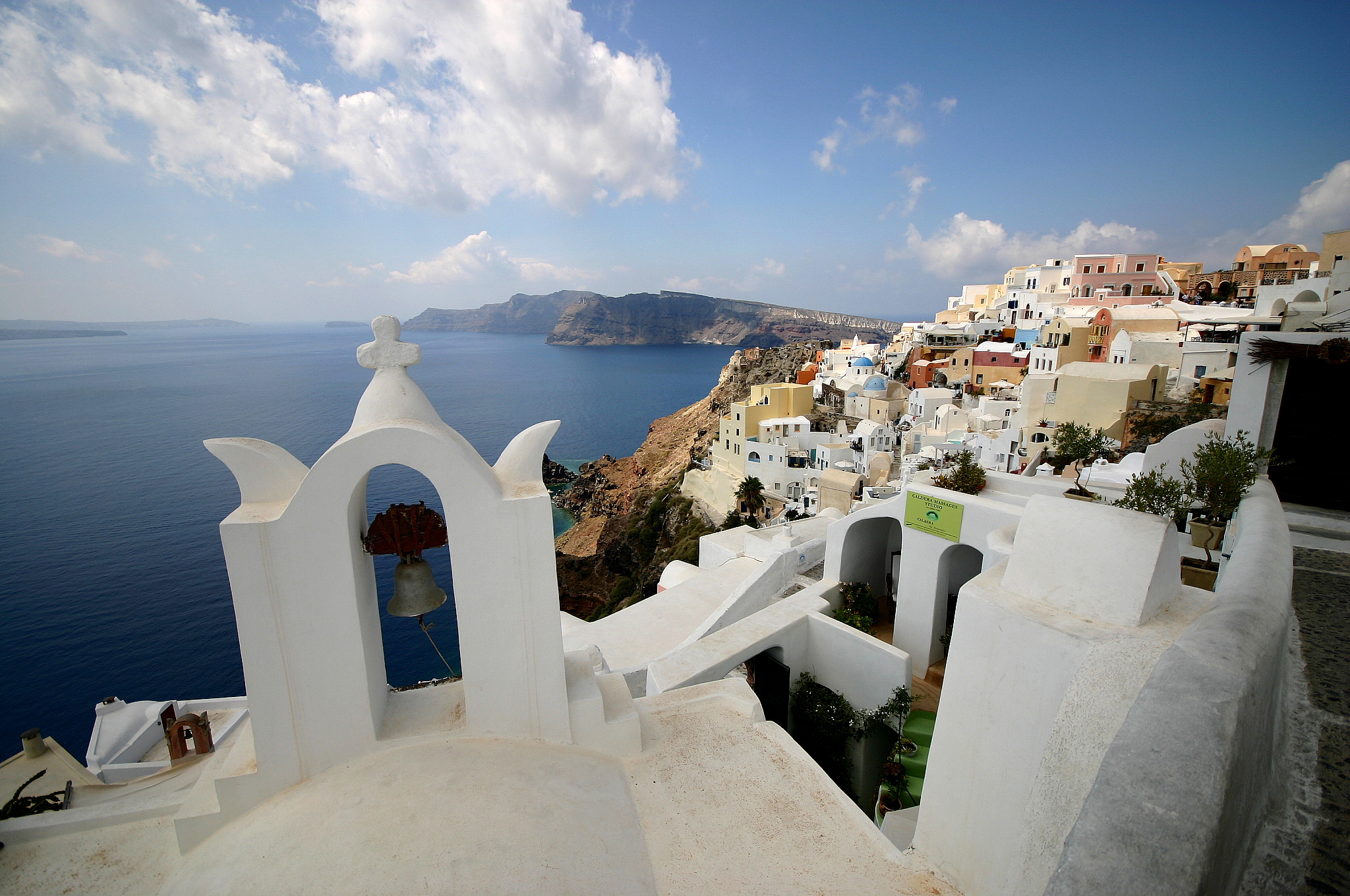 Oia in Santorini / Greece...
