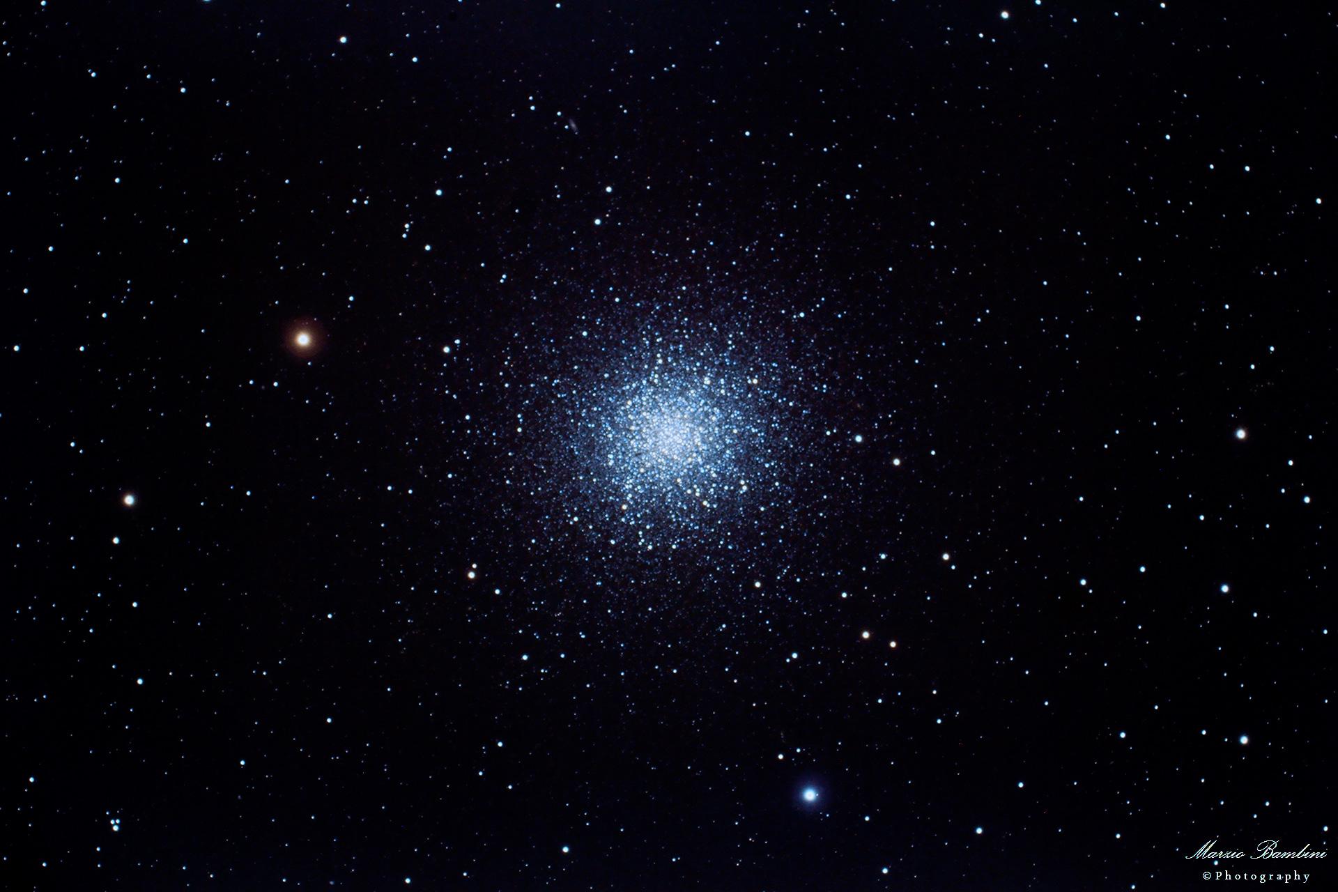 m13, globular cluster in Hercules...