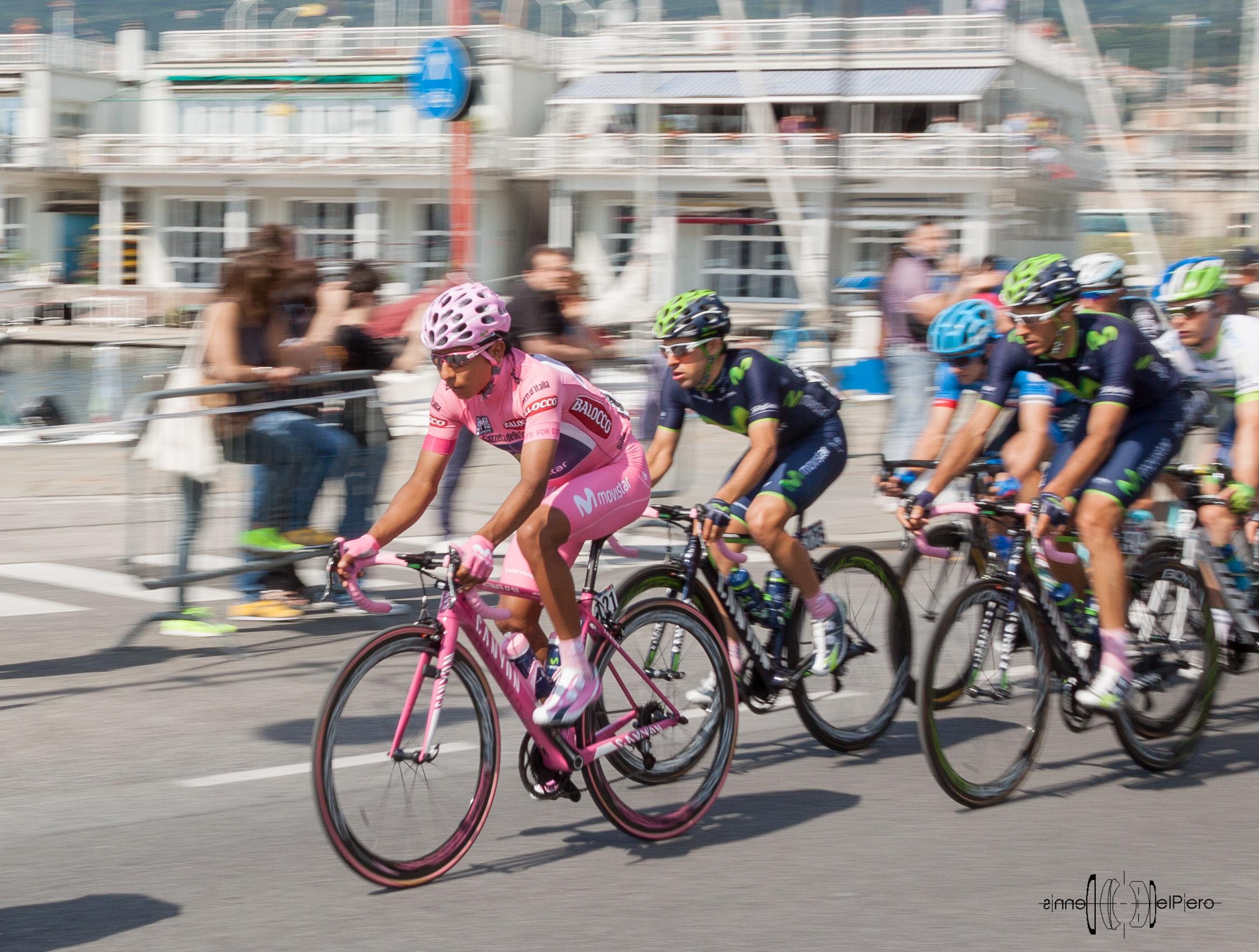 Giro d'Italia - Trieste...