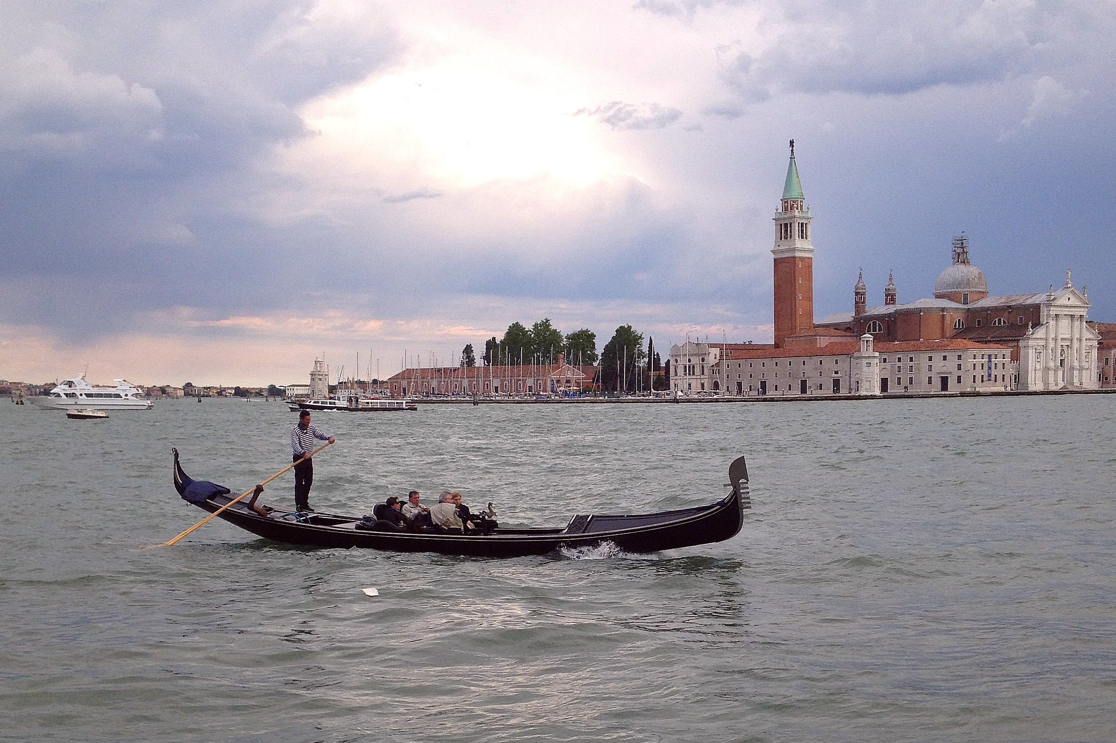 Romantic Venice...