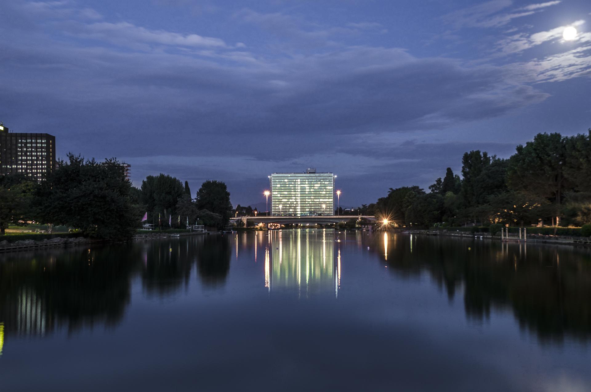 Palazzo dell'ENI...