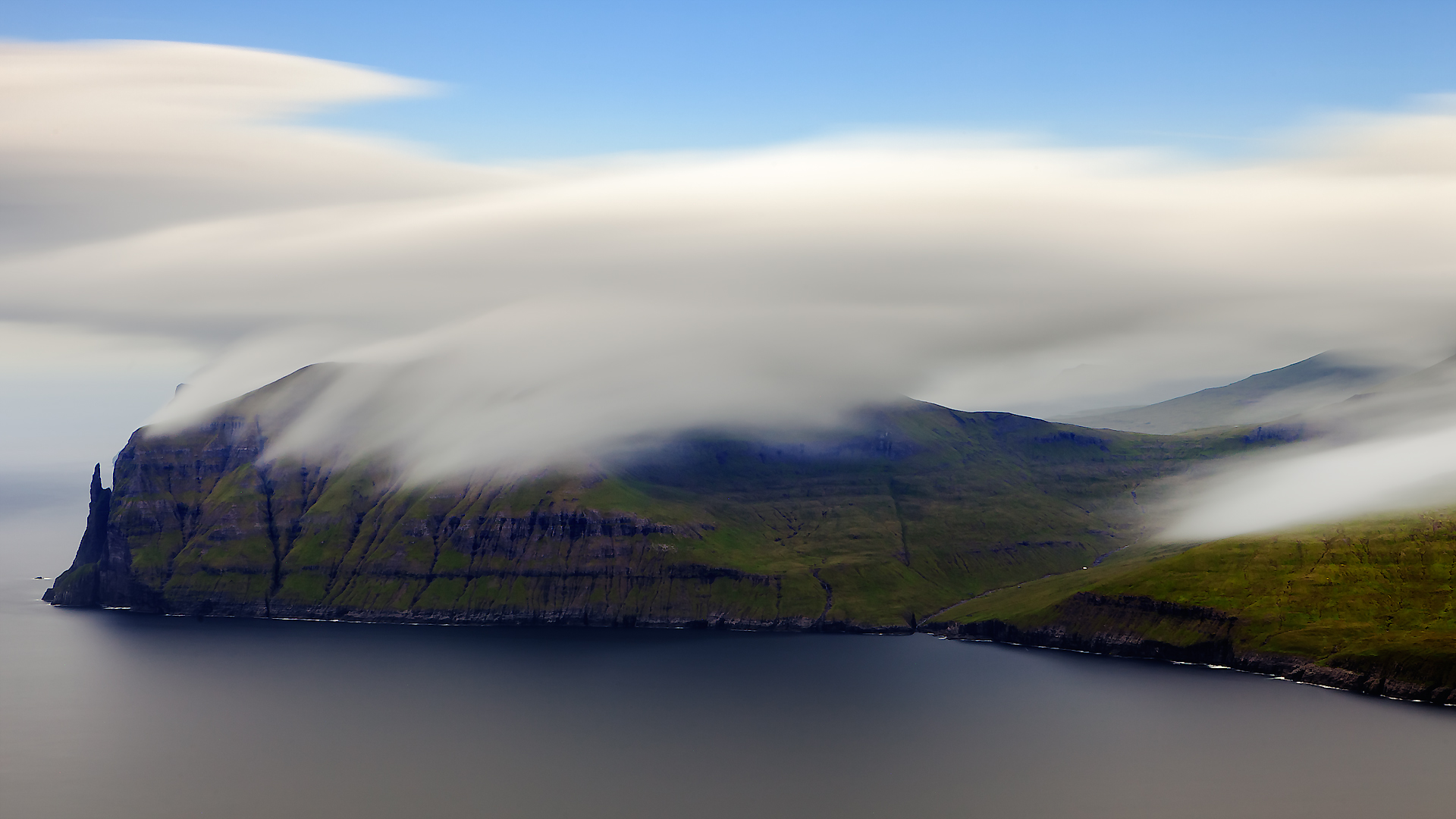 Faroe, Land of Fluid Dynamics...