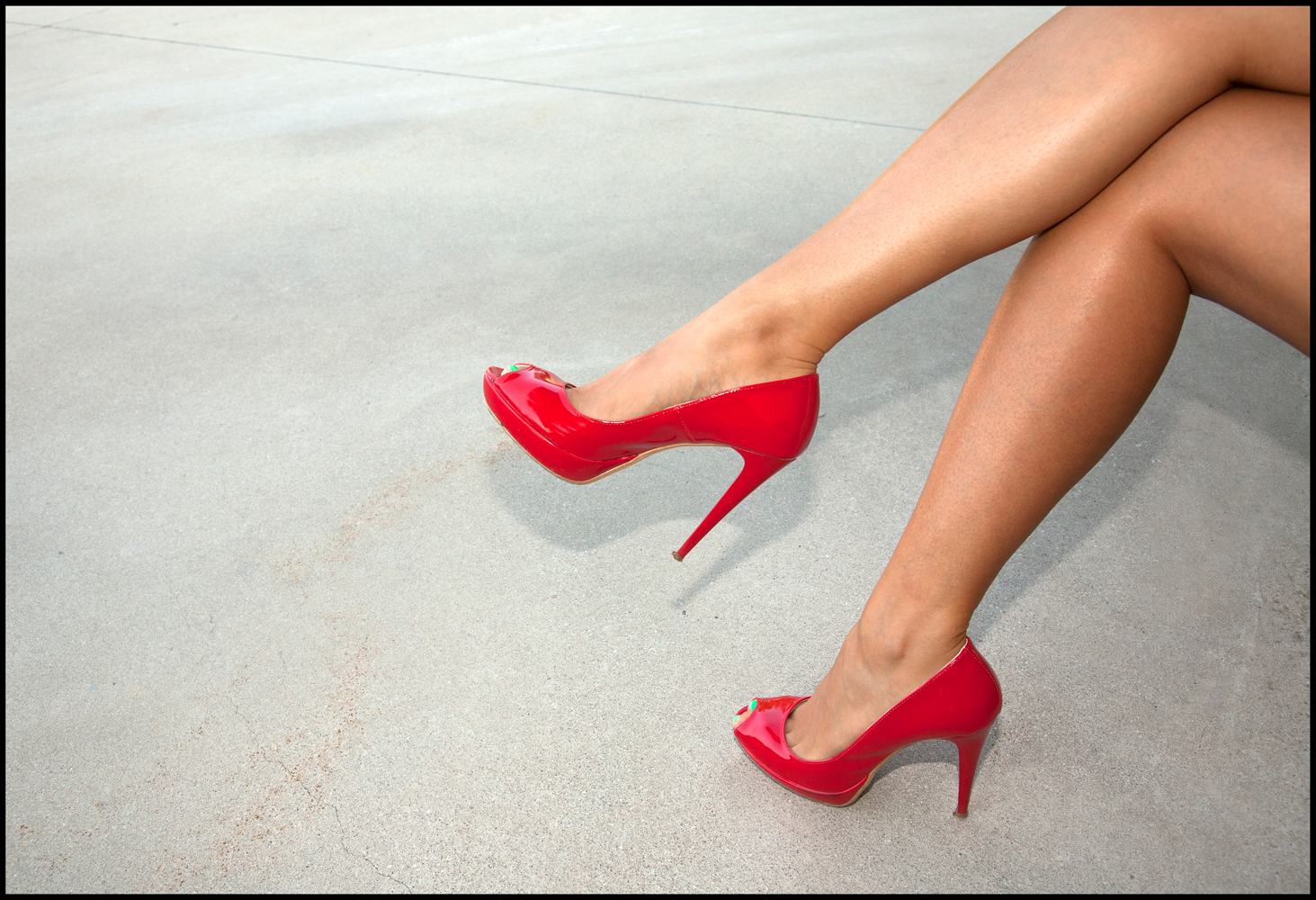 The Red Shoes ......