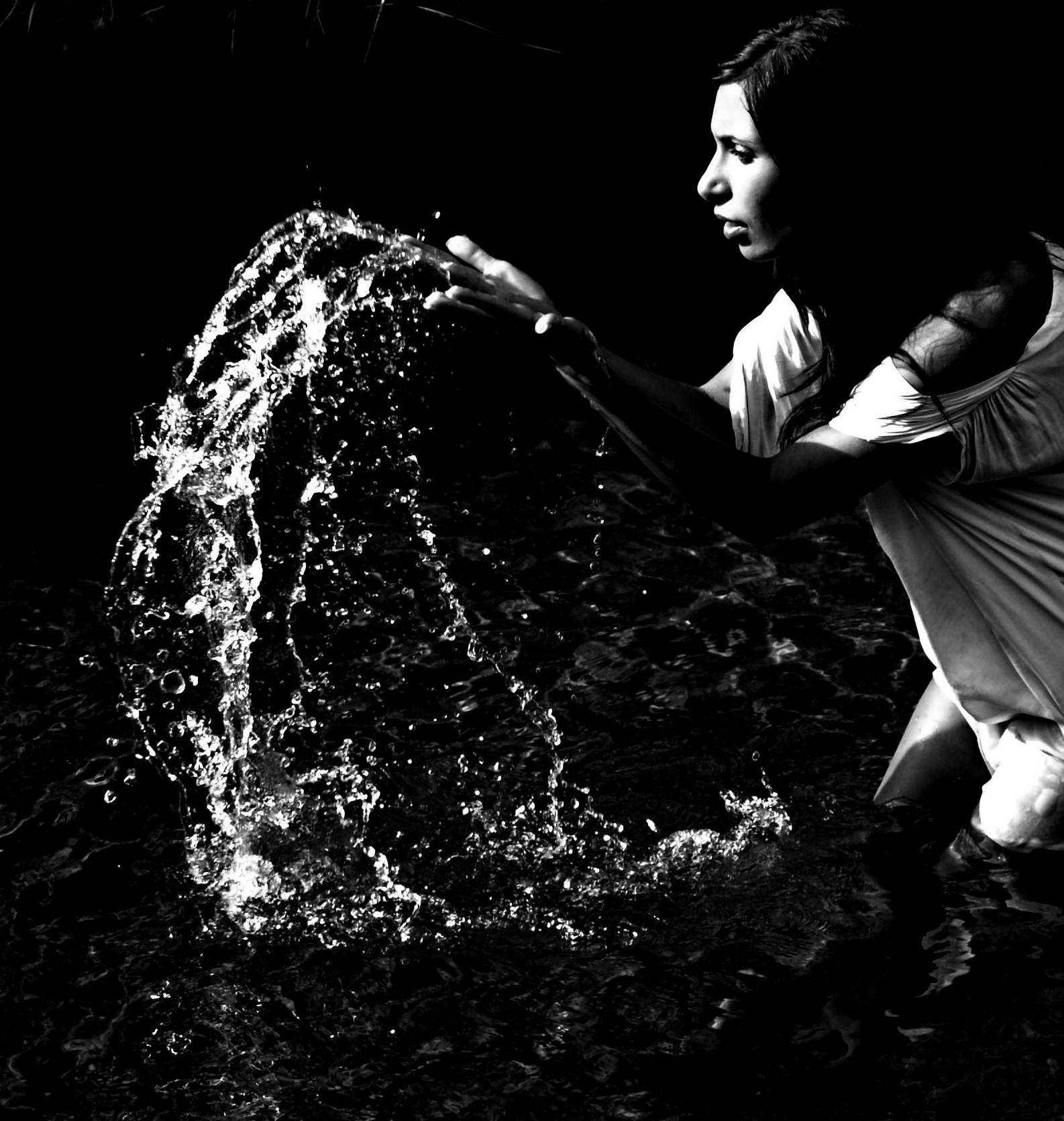 Hands Water...