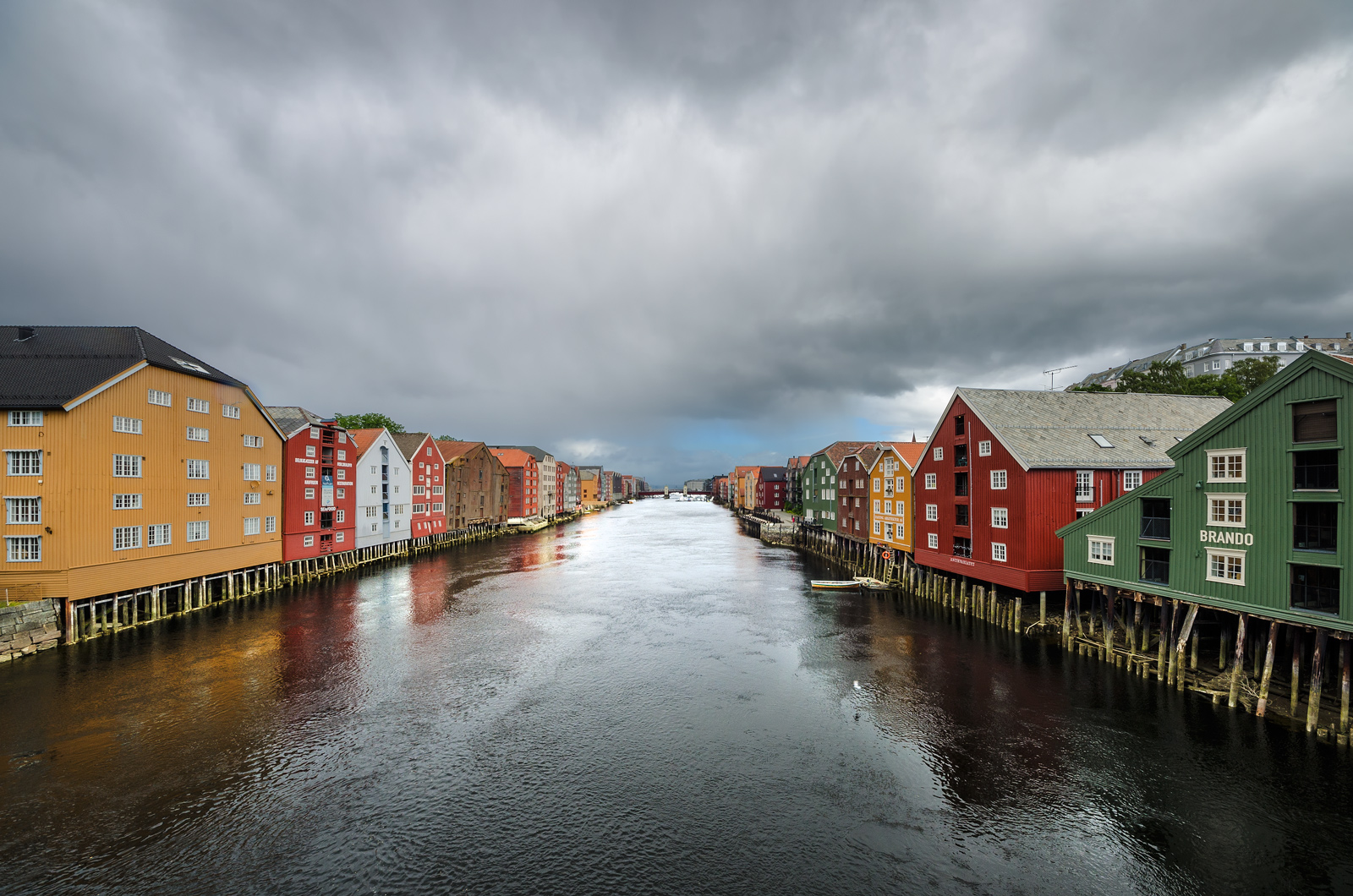 2 Trondheim (Norway)...