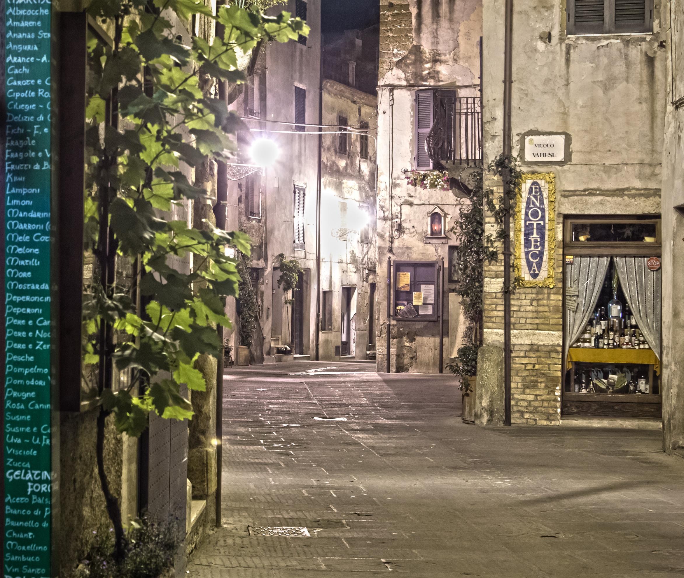 Borgo Toscano(rivisto)...