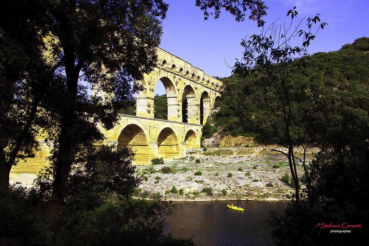 Acquedotto Romano - Pont du Gard 1...