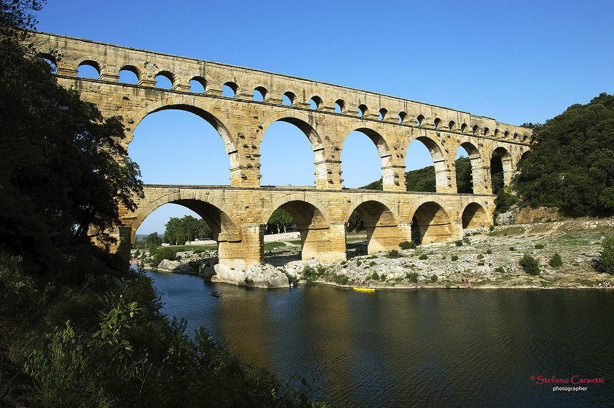 Acquedotto Romano - Pont du Gard 2...