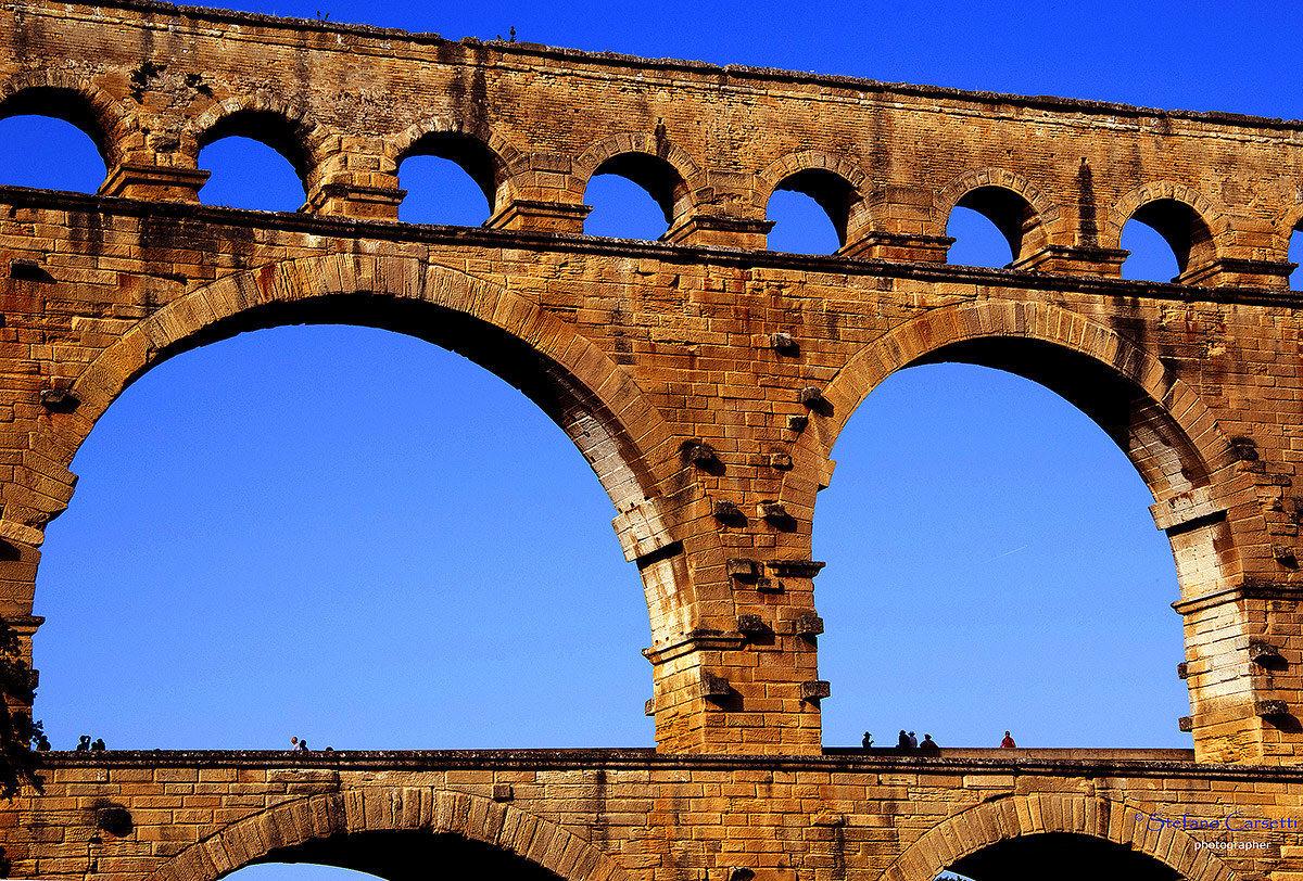 Acquedotto Romano - Pont du Gard 3...