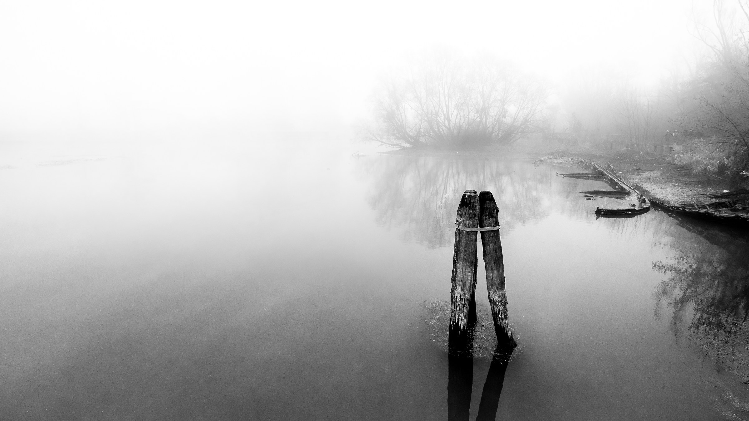 Will remain shrouded in mist...