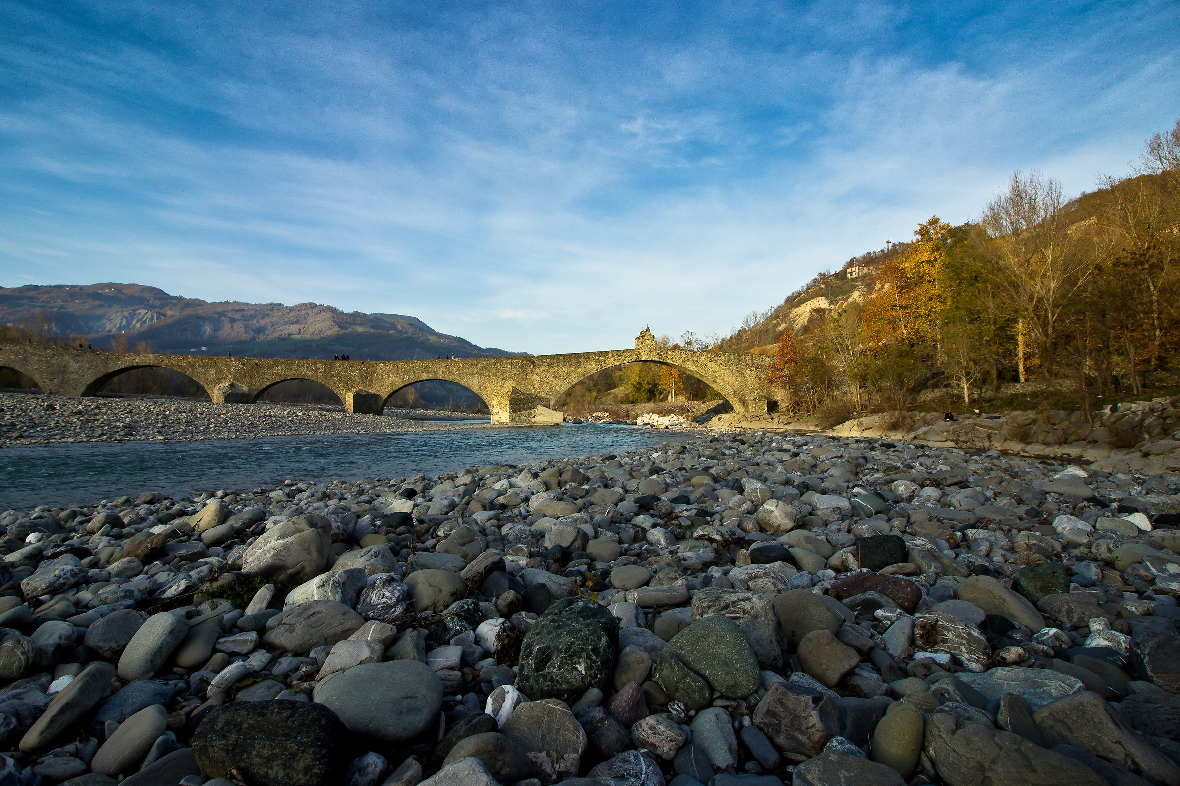 hunchback bridge away...