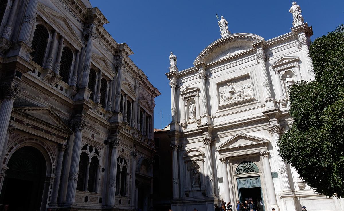 Church and Scuola Grande di San Rocco...