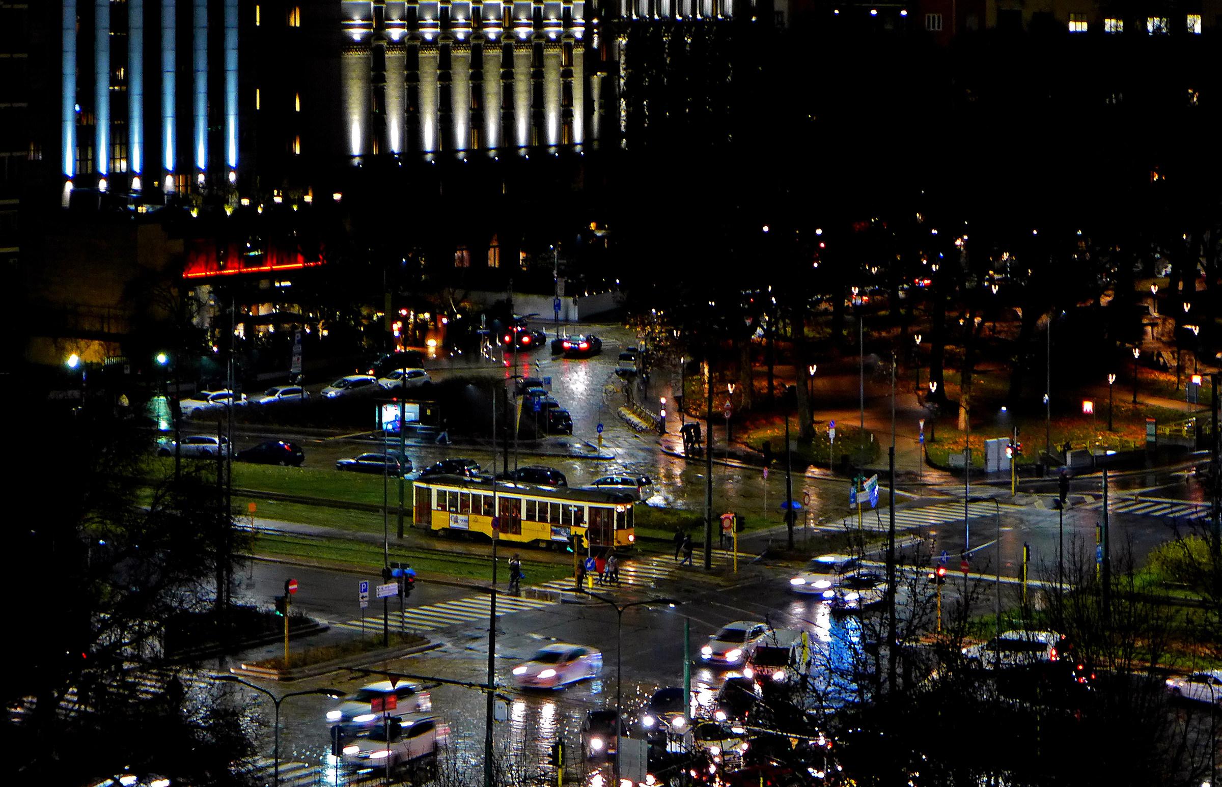 city ??lights...