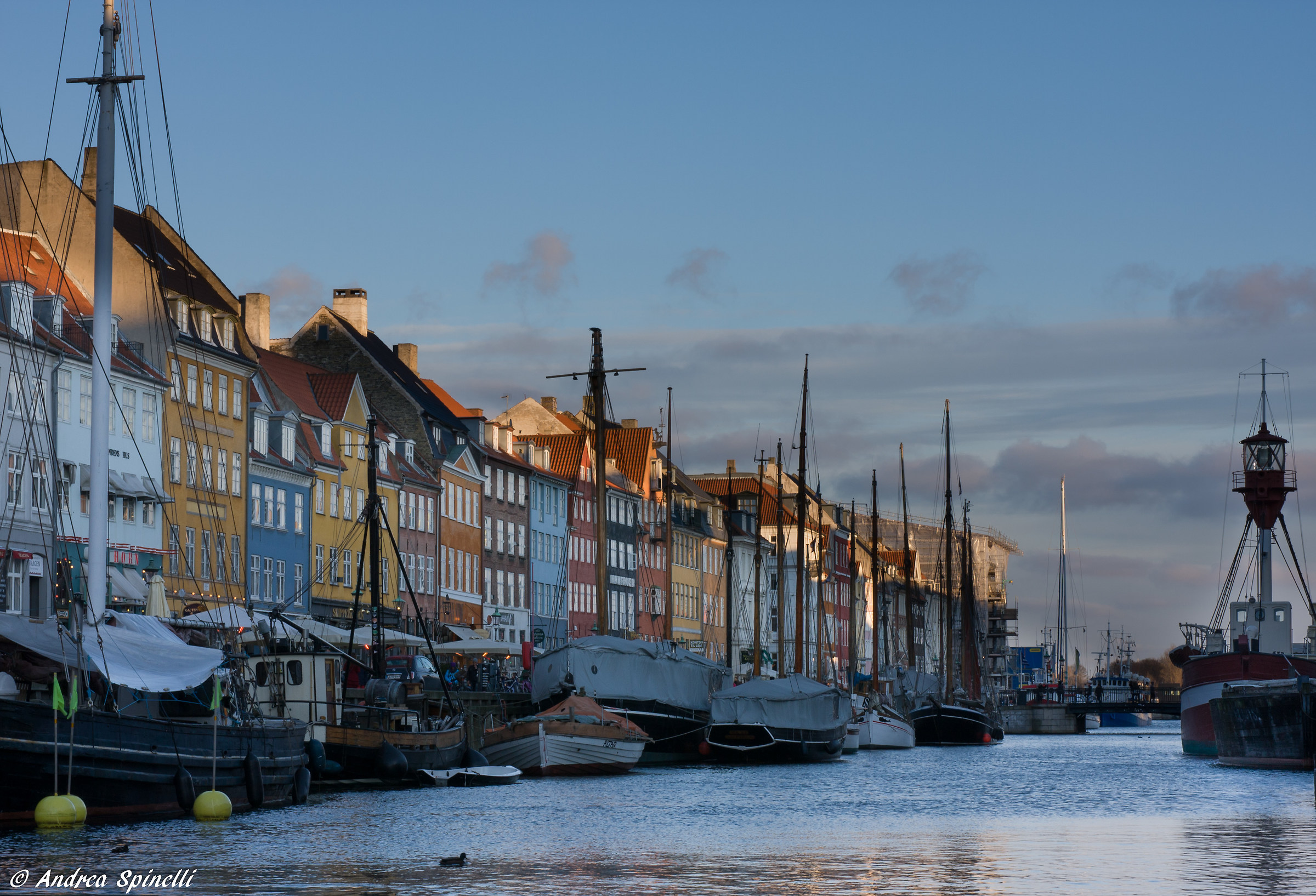 Nyhavn canal...