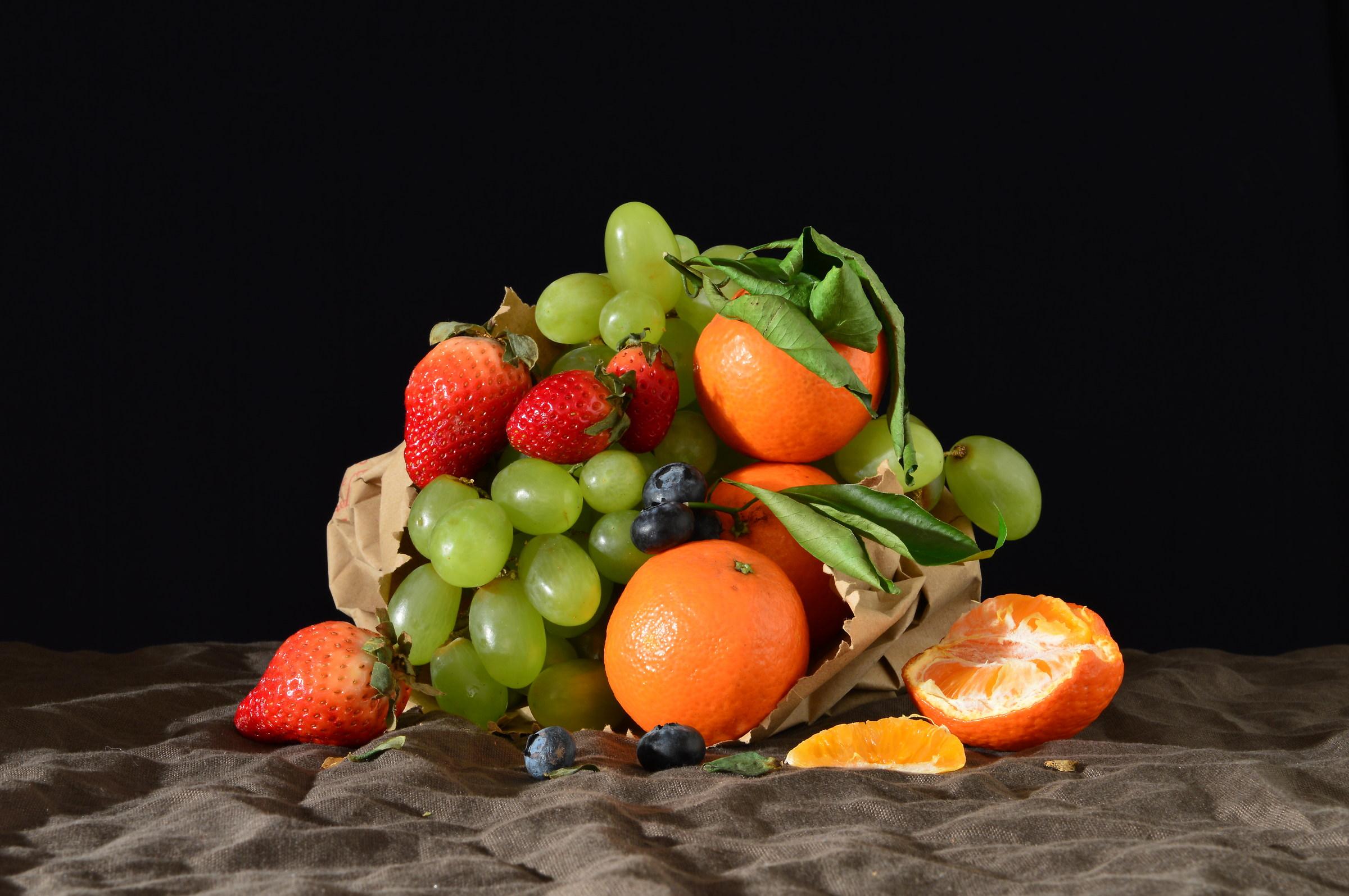 Pack of fruit...
