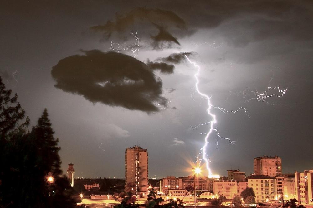Lightning - Vicenza...