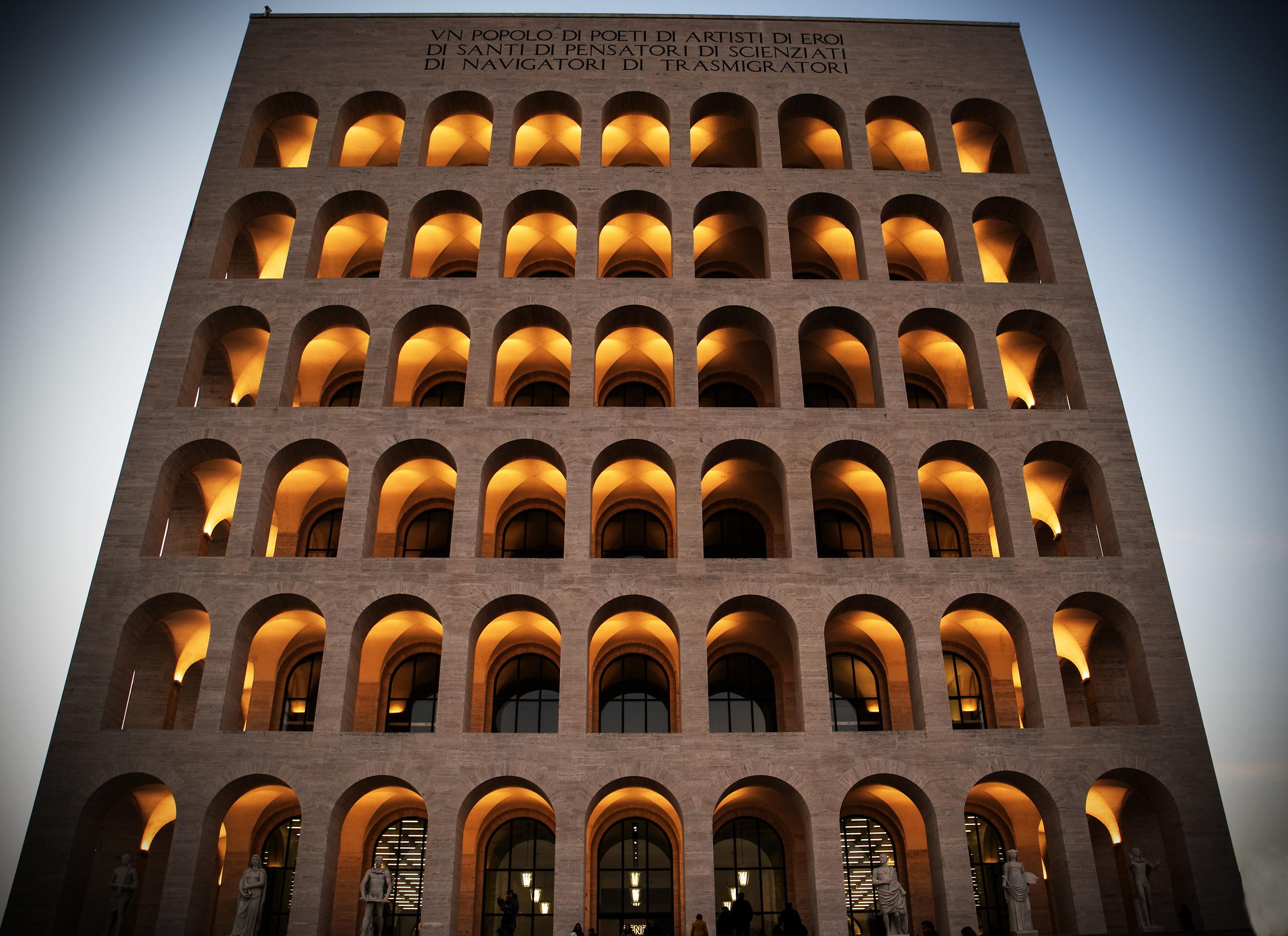 Palazzo Fendi...