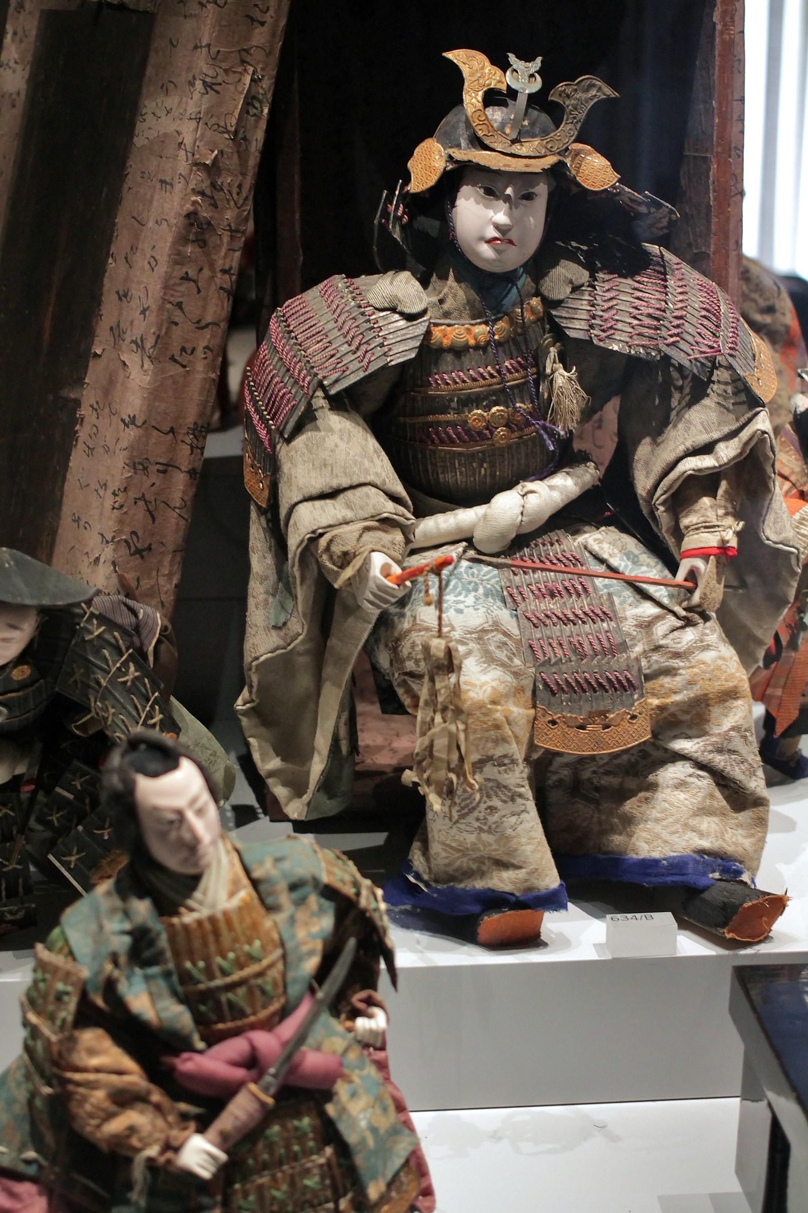 Japanese dolls...