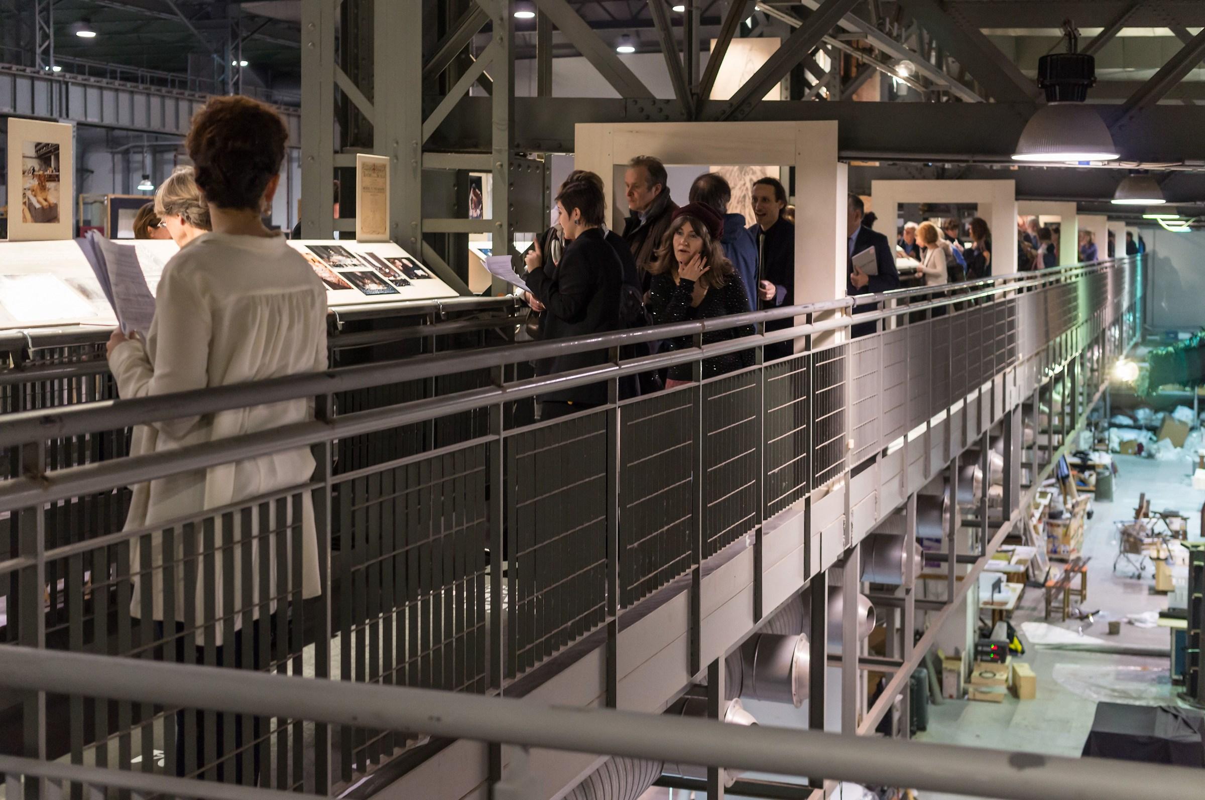 Laboratori-atelier Ansaldo del Teatro alla Scala 4...