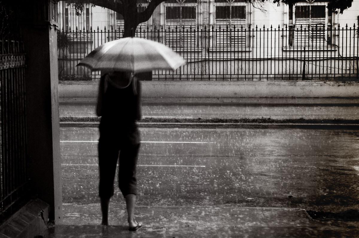 Here's that rainy day...