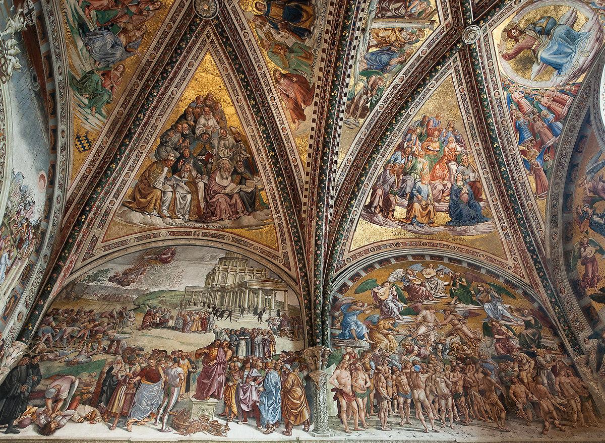 Orvieto e il suo duomo by antonvito paradiso juzaphoto for Interno j