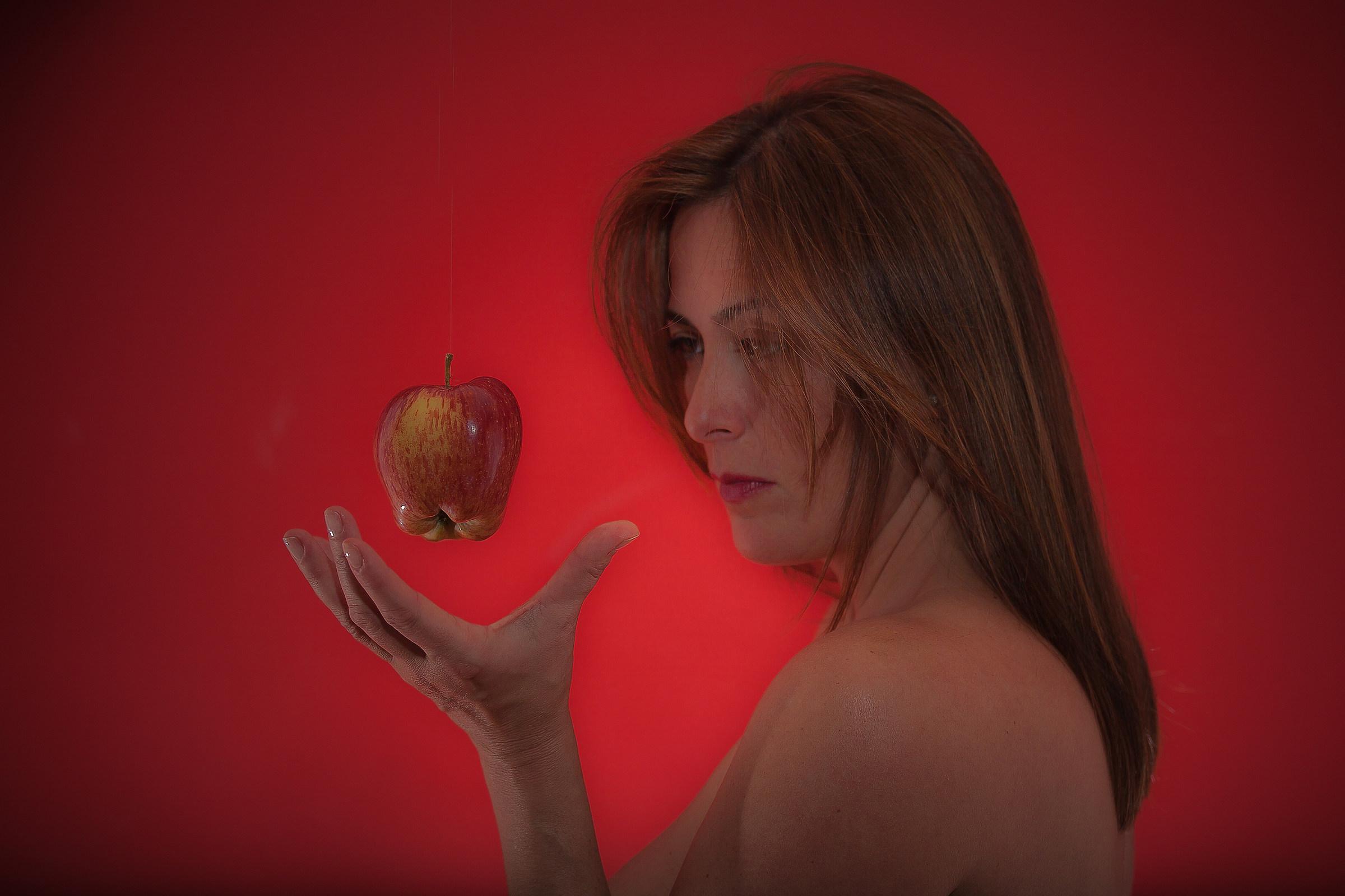 haunted apple...