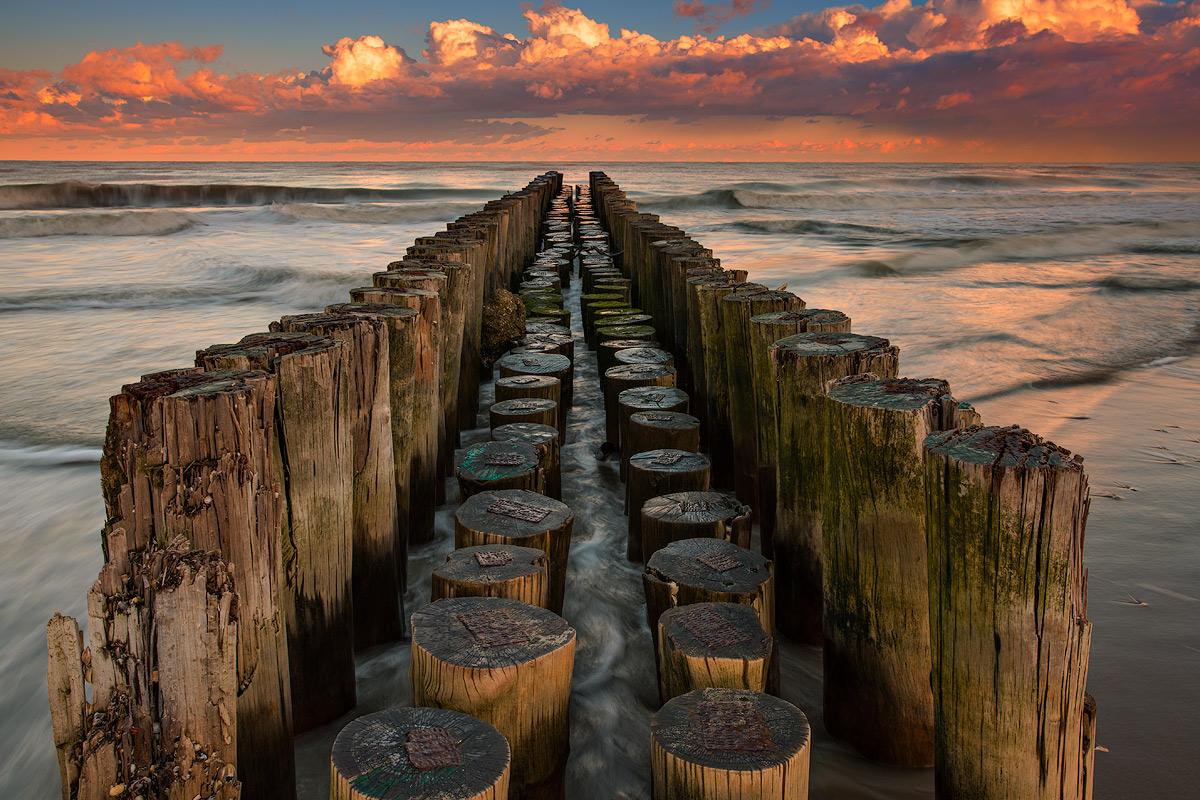wooden perspective...