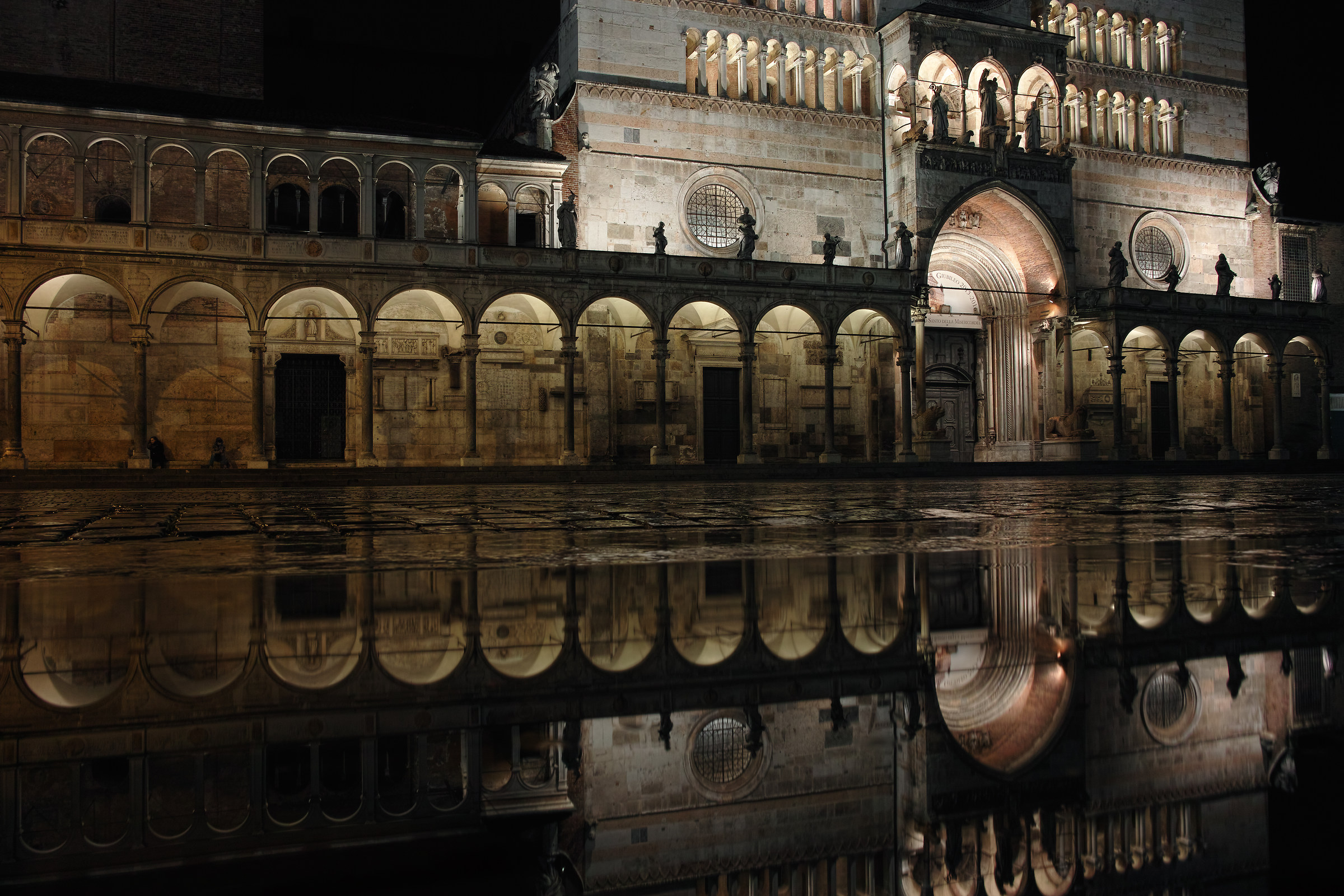 Cremona, reflections...