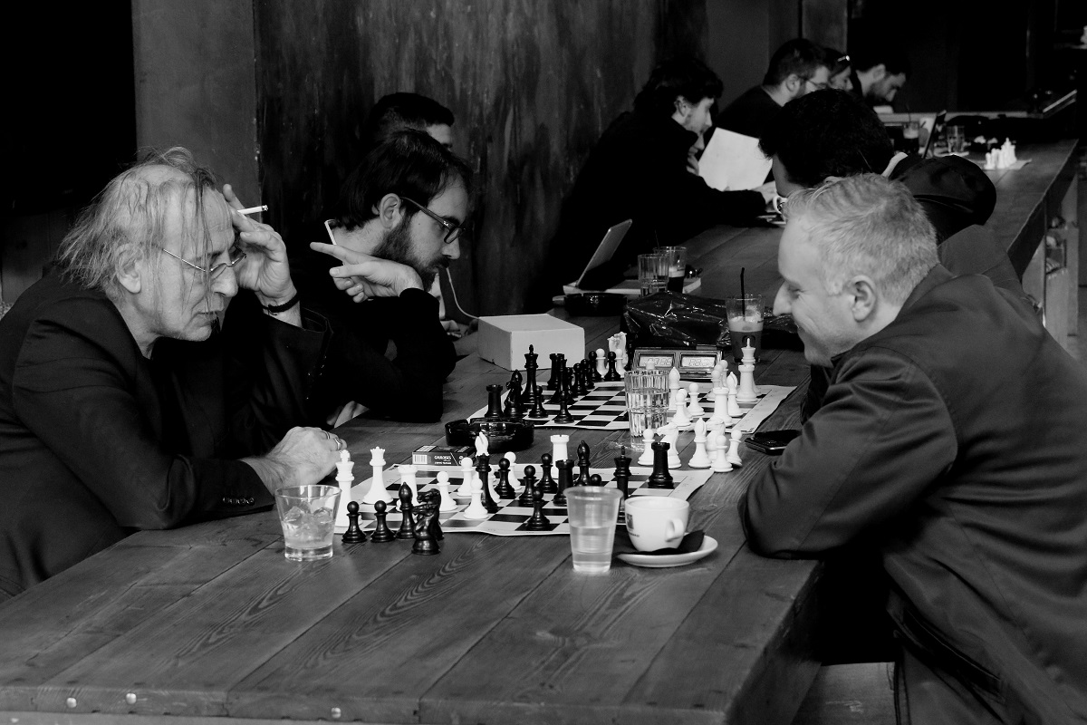 chess players...
