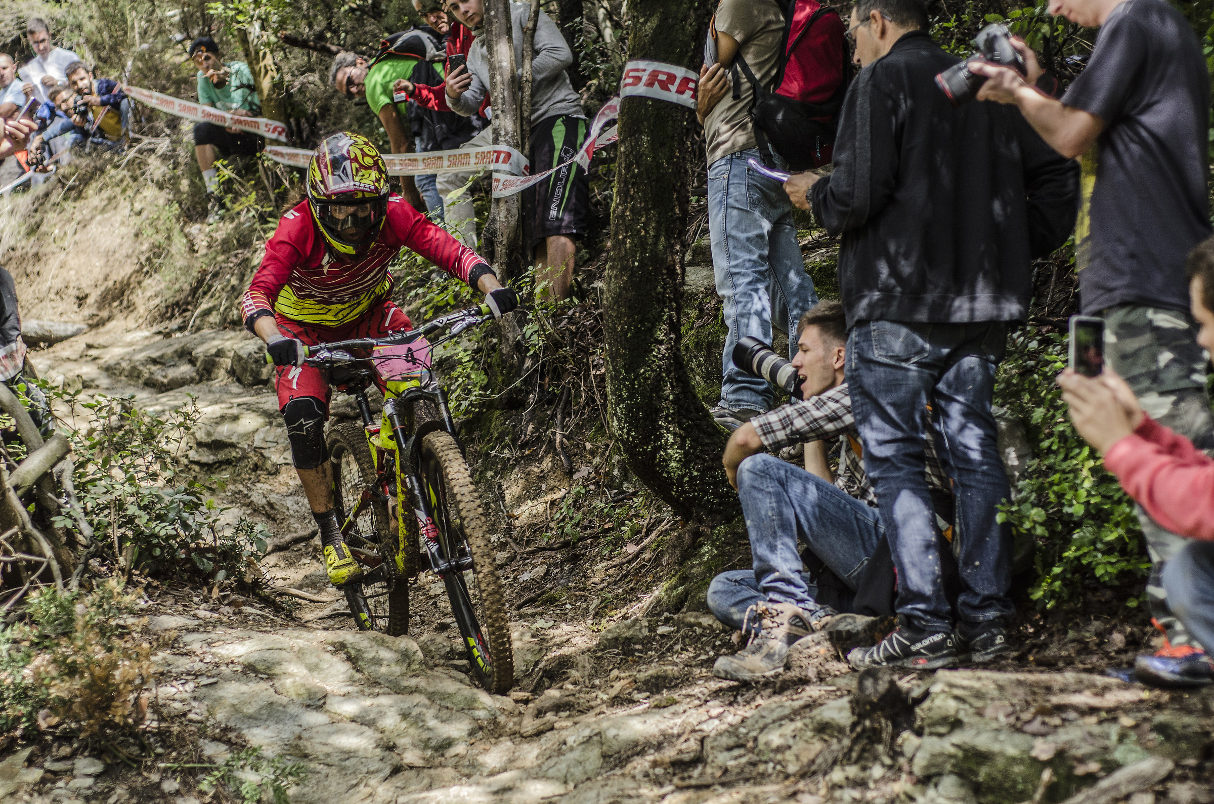 Anneke Beerten | Enduro World Series 2015...