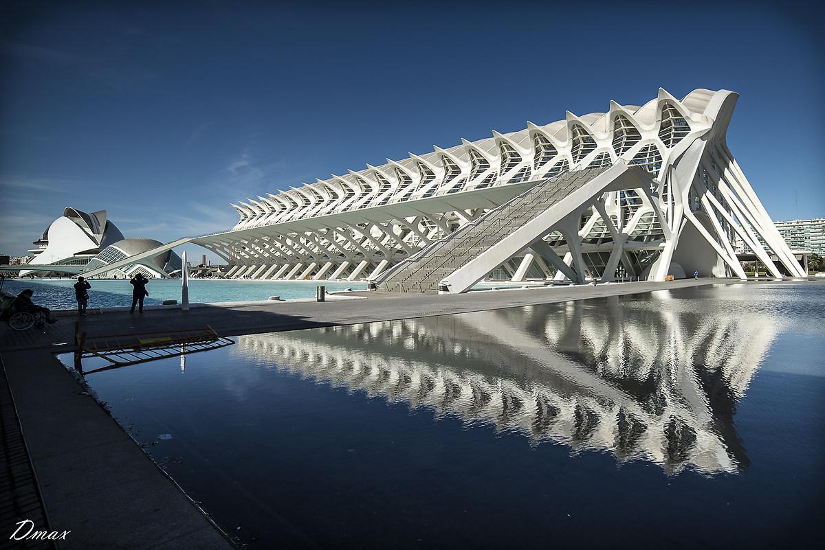 Valen ia e barcellona due interpretazioni di architettura for Architettura contemporanea barcellona