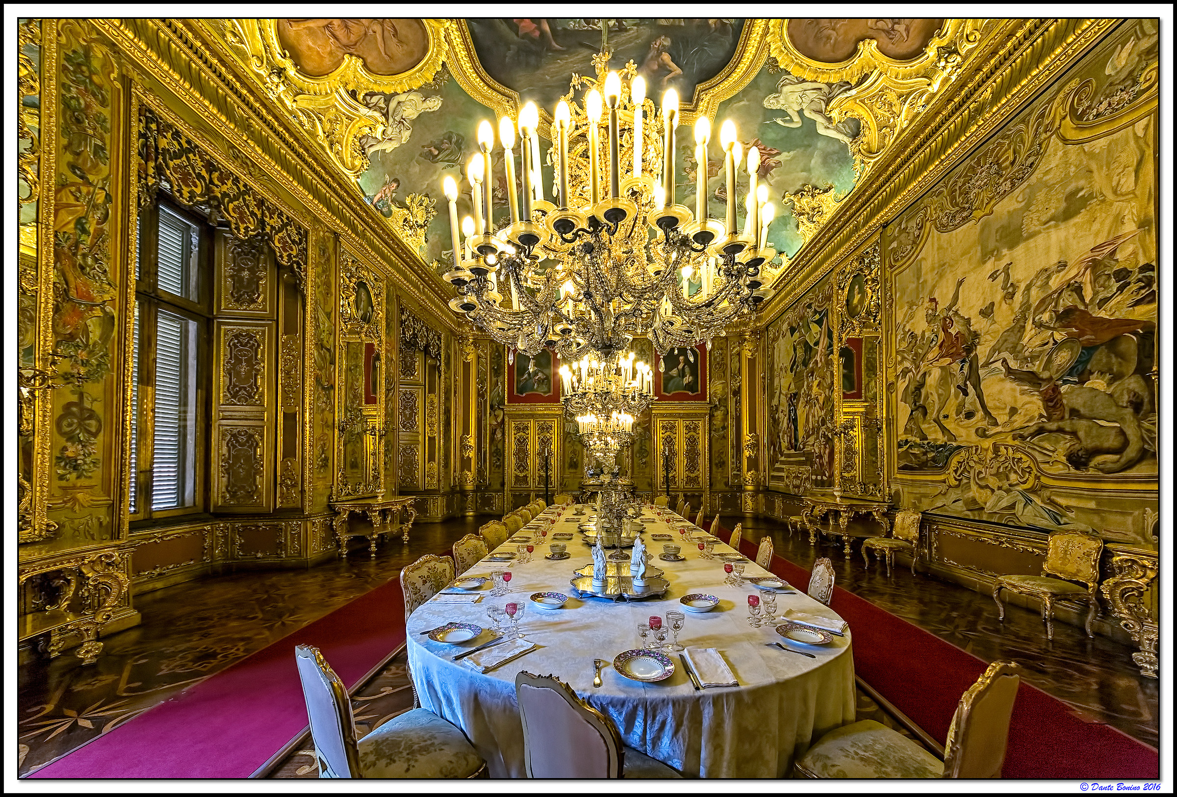La sala da pranzo juzaphoto for La sala da pranzo