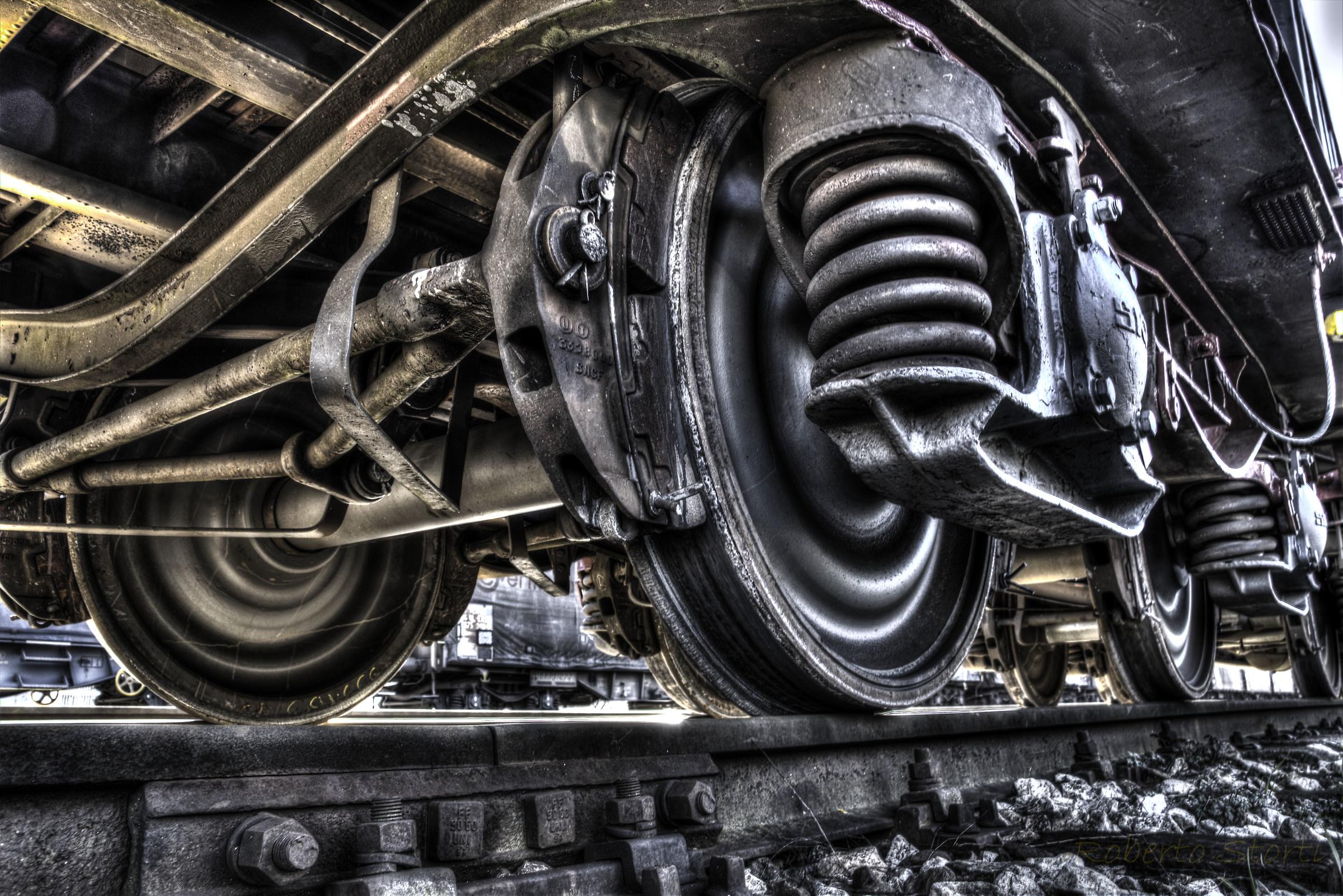dettagli del treno.......