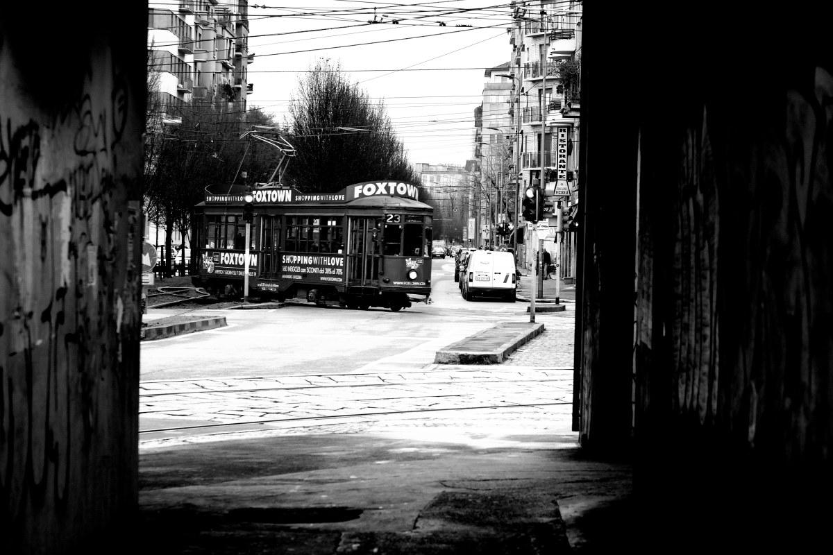 Tram in-quadrato...