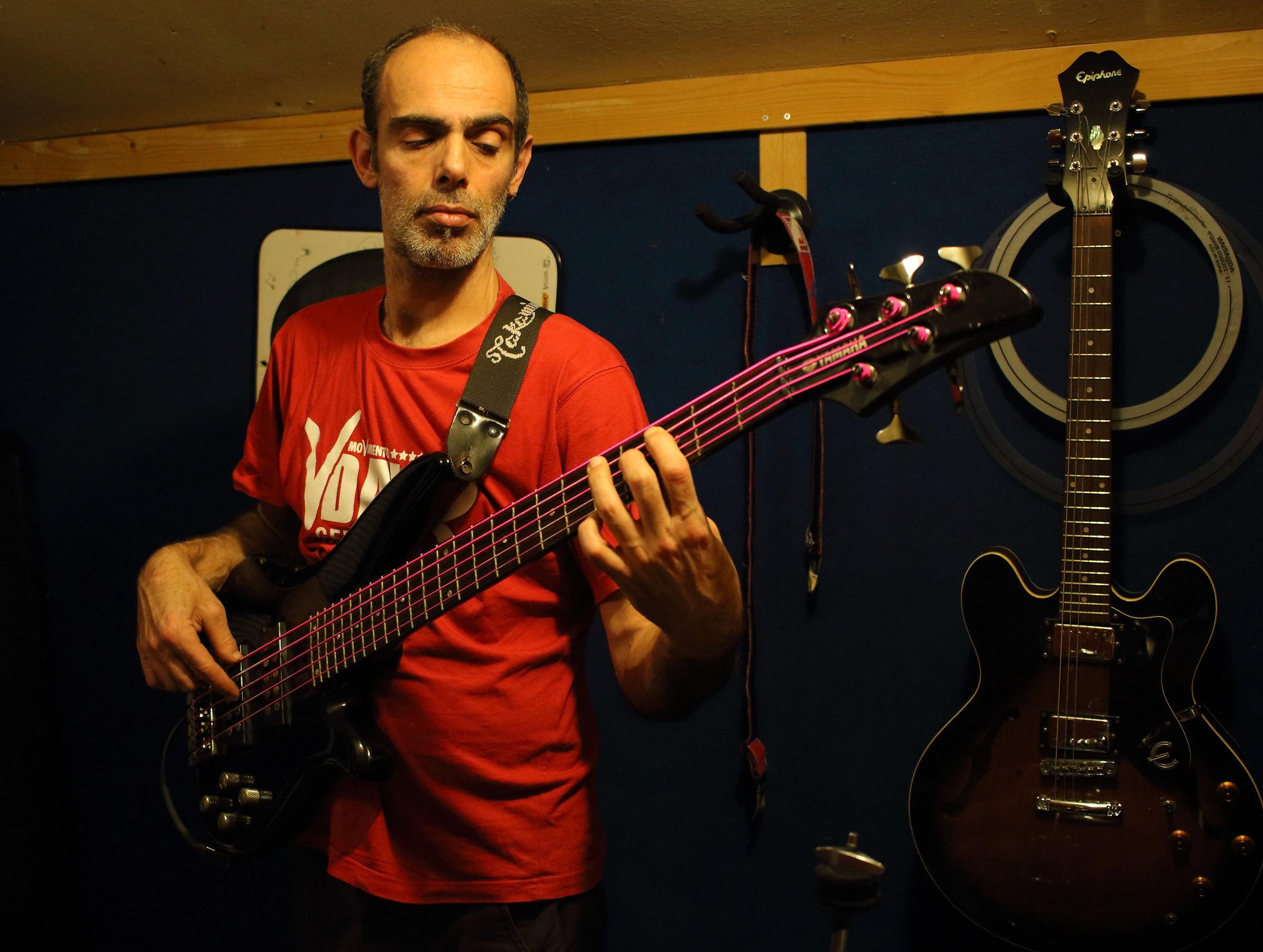 Bassman...