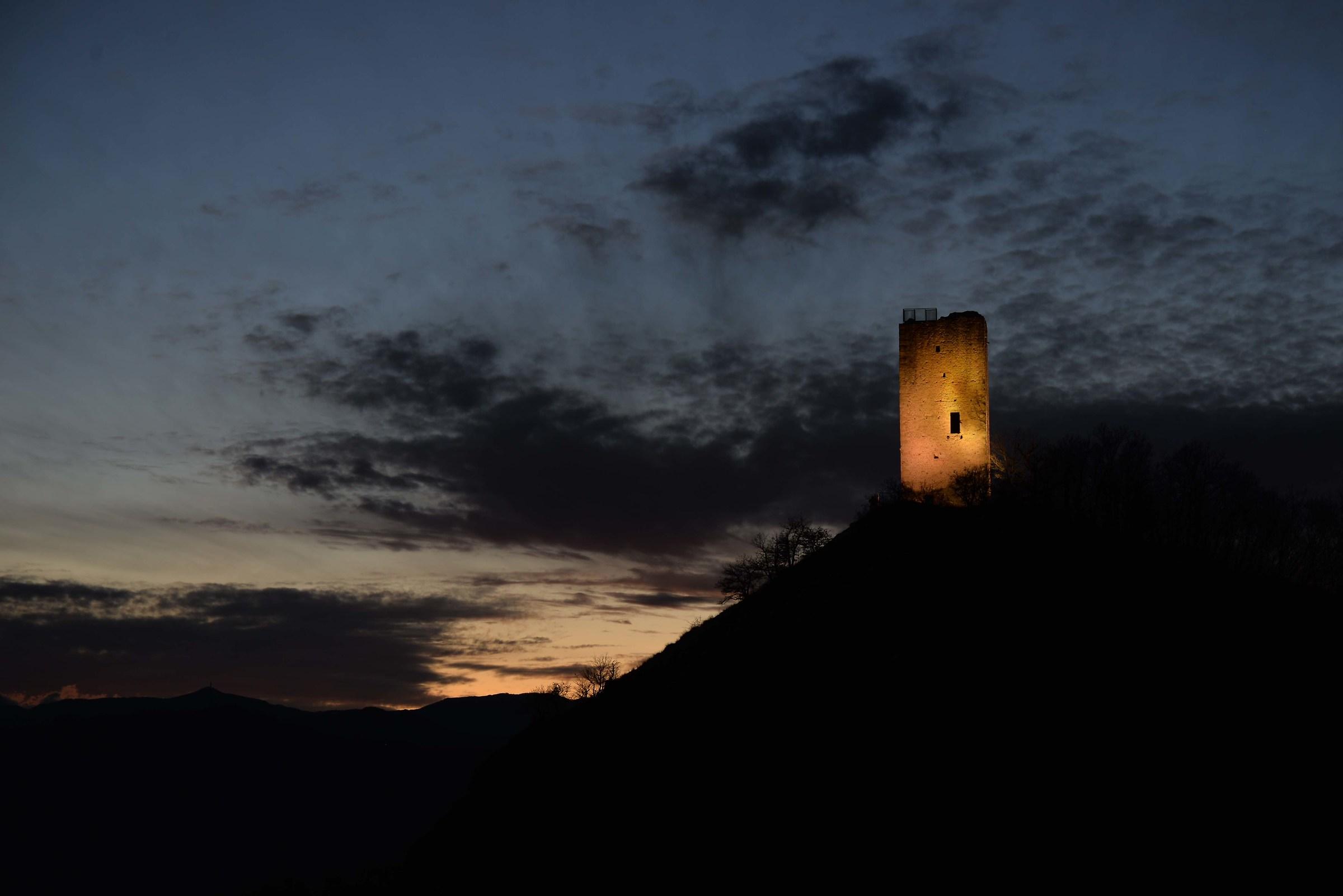 Torre di Rossenella...