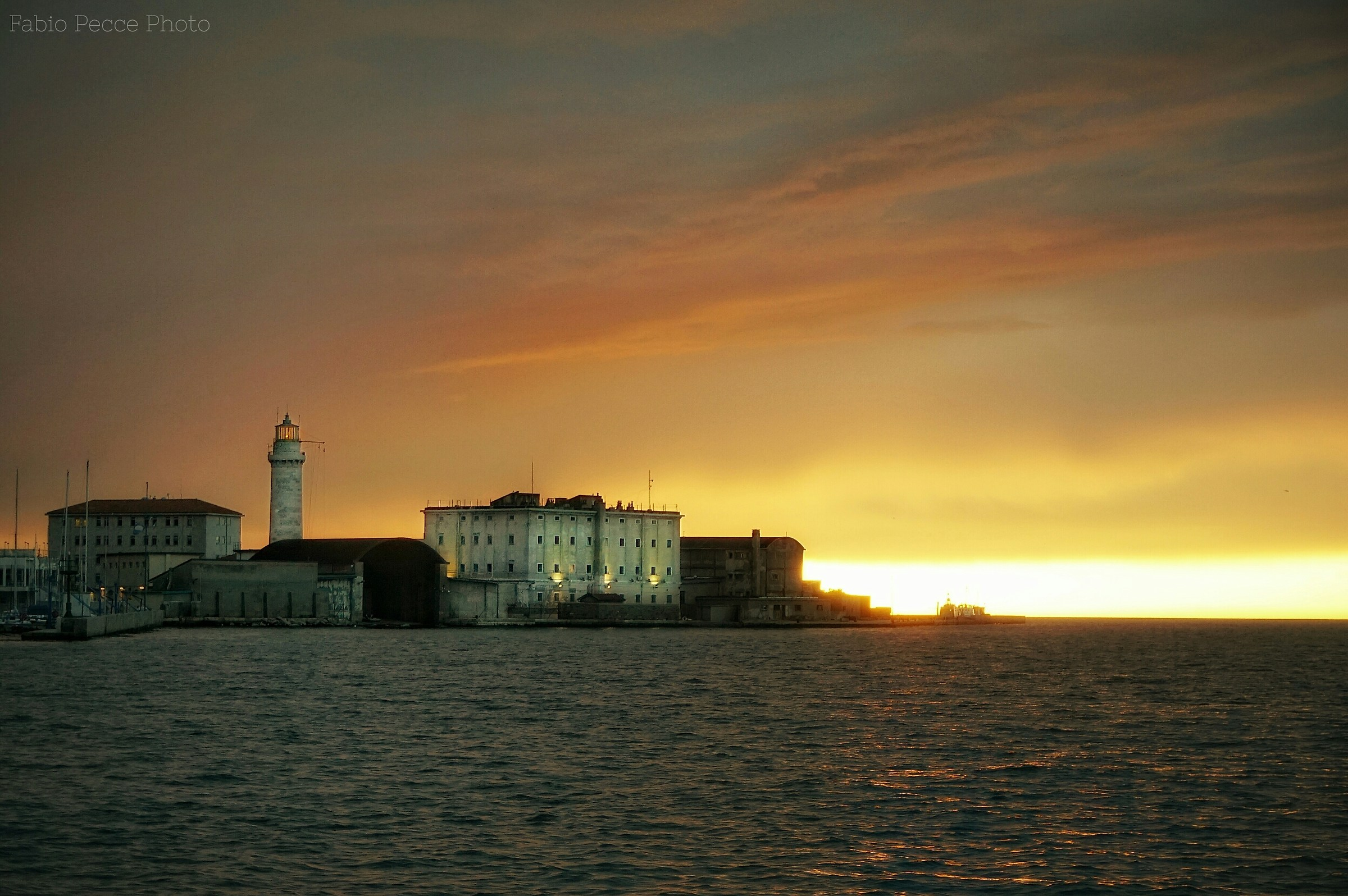trieste a magical city....