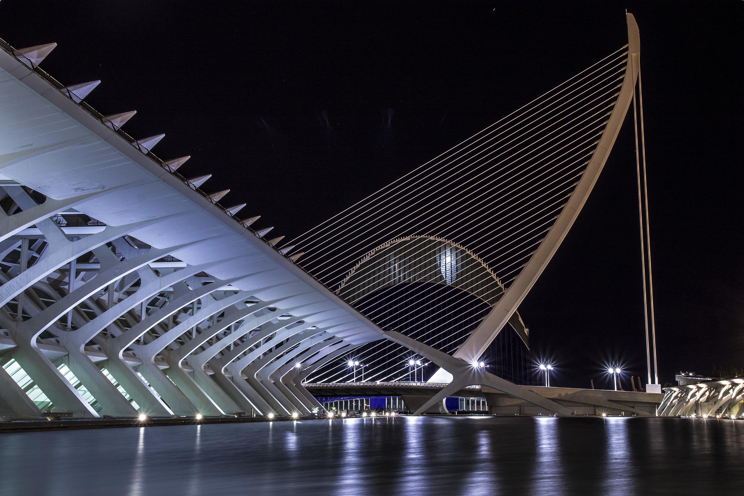 Puente de l'Assut de l'Or...