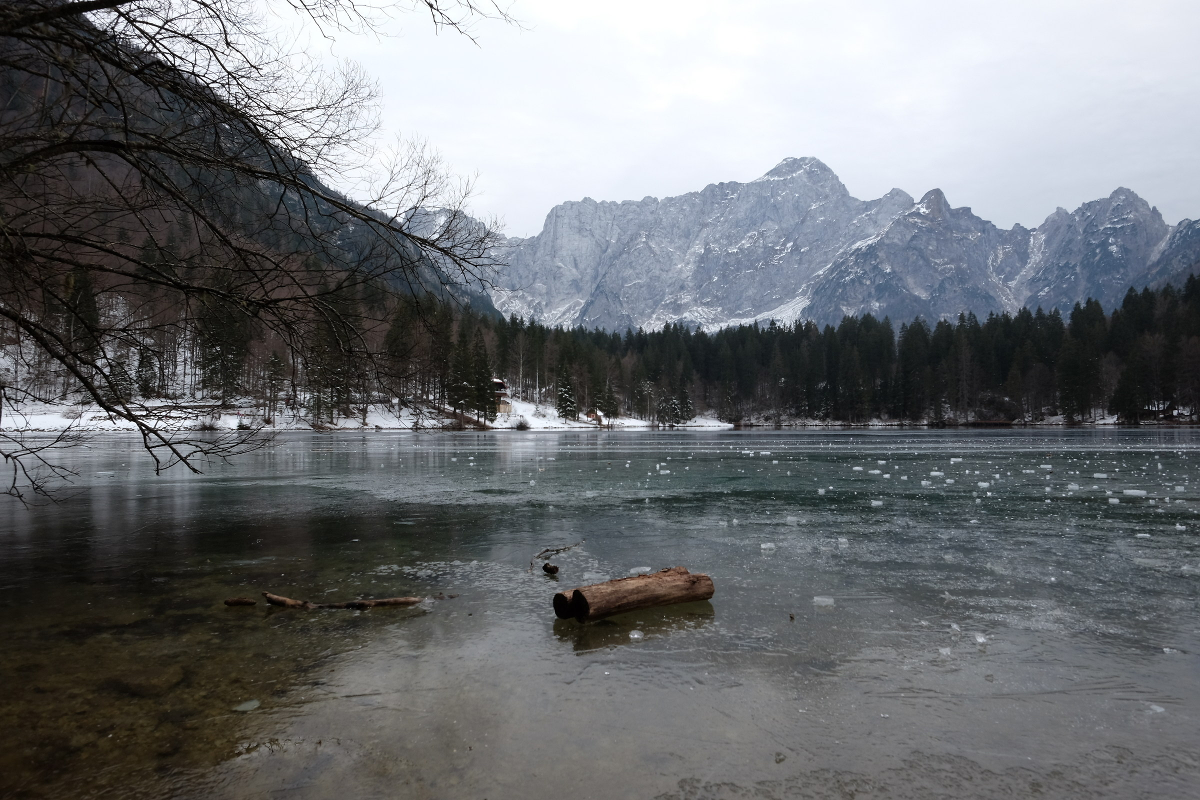 """Lake Fusine """"..."""