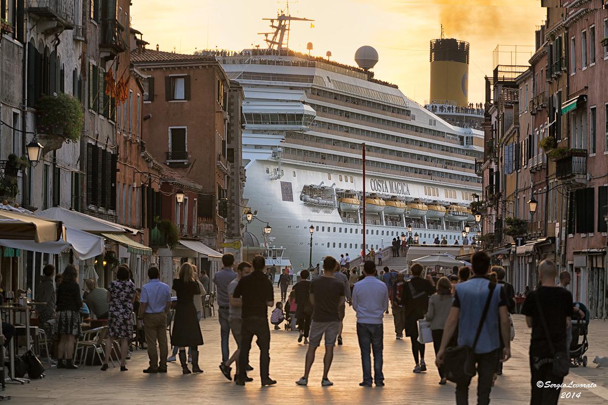 Vivere a Venezia...