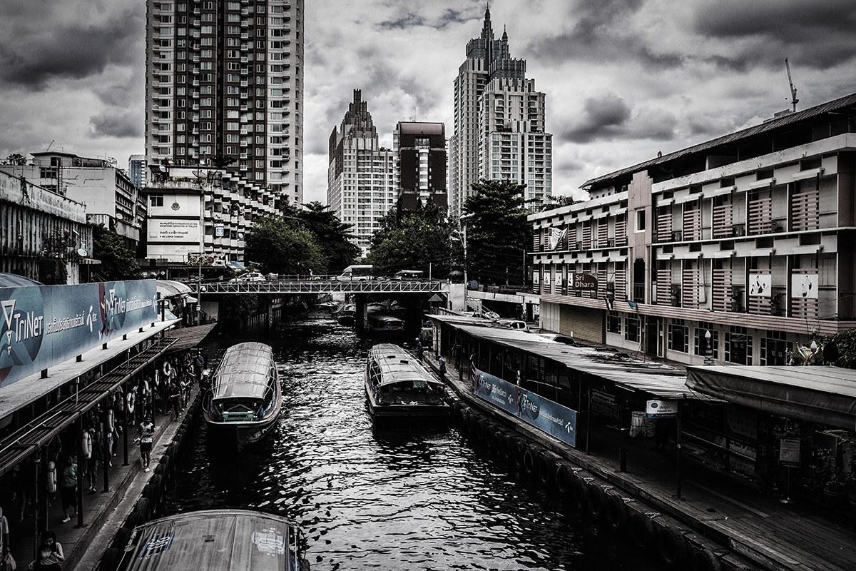 Bangkok...