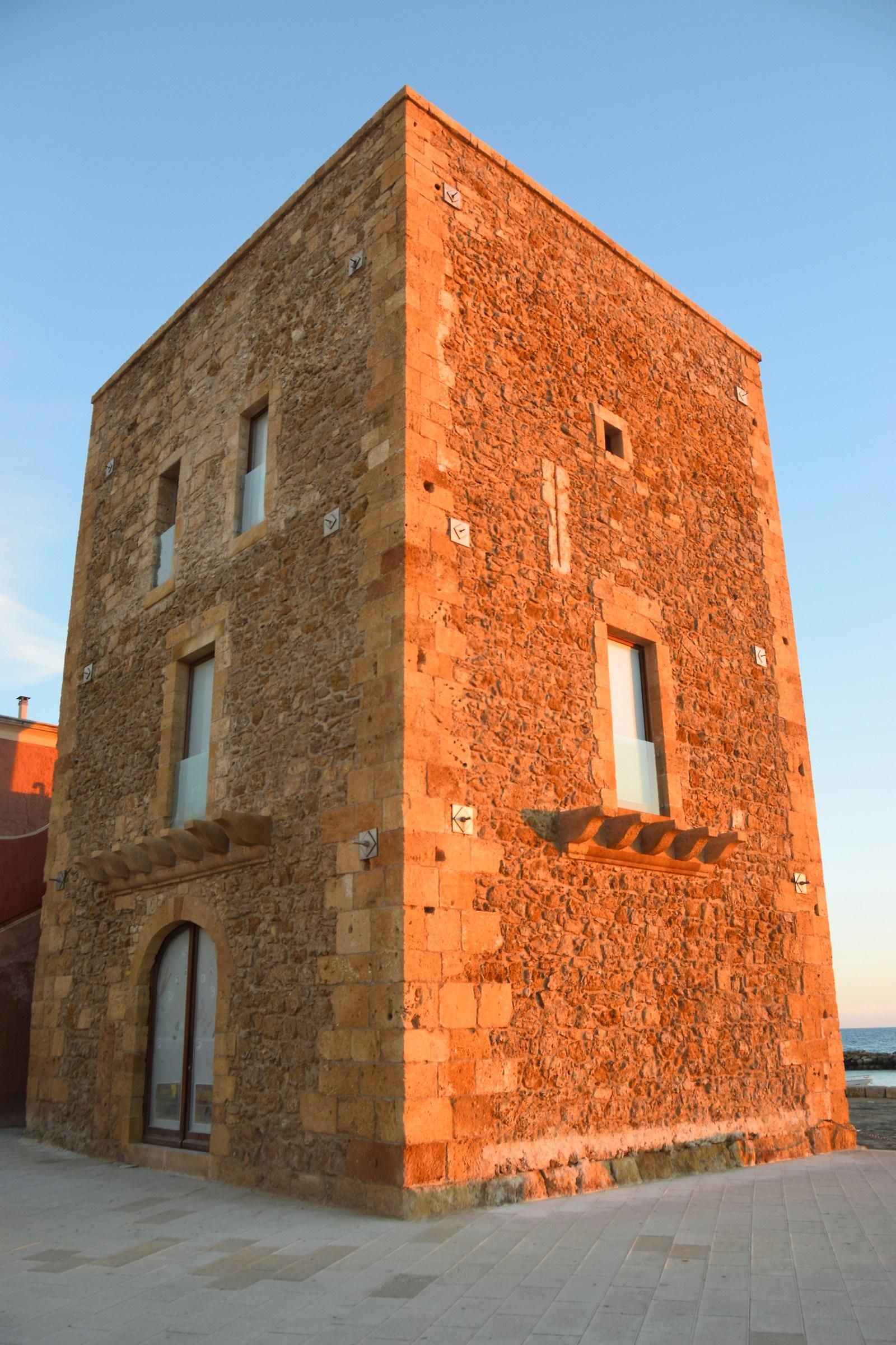 Tower in Punta Secca...