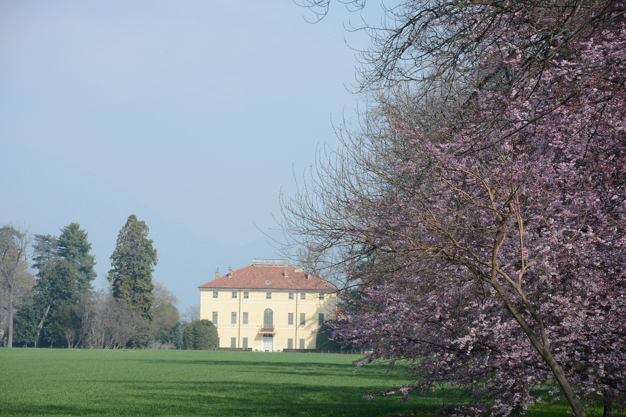 Parco storico del Torrione, Villa Doria...